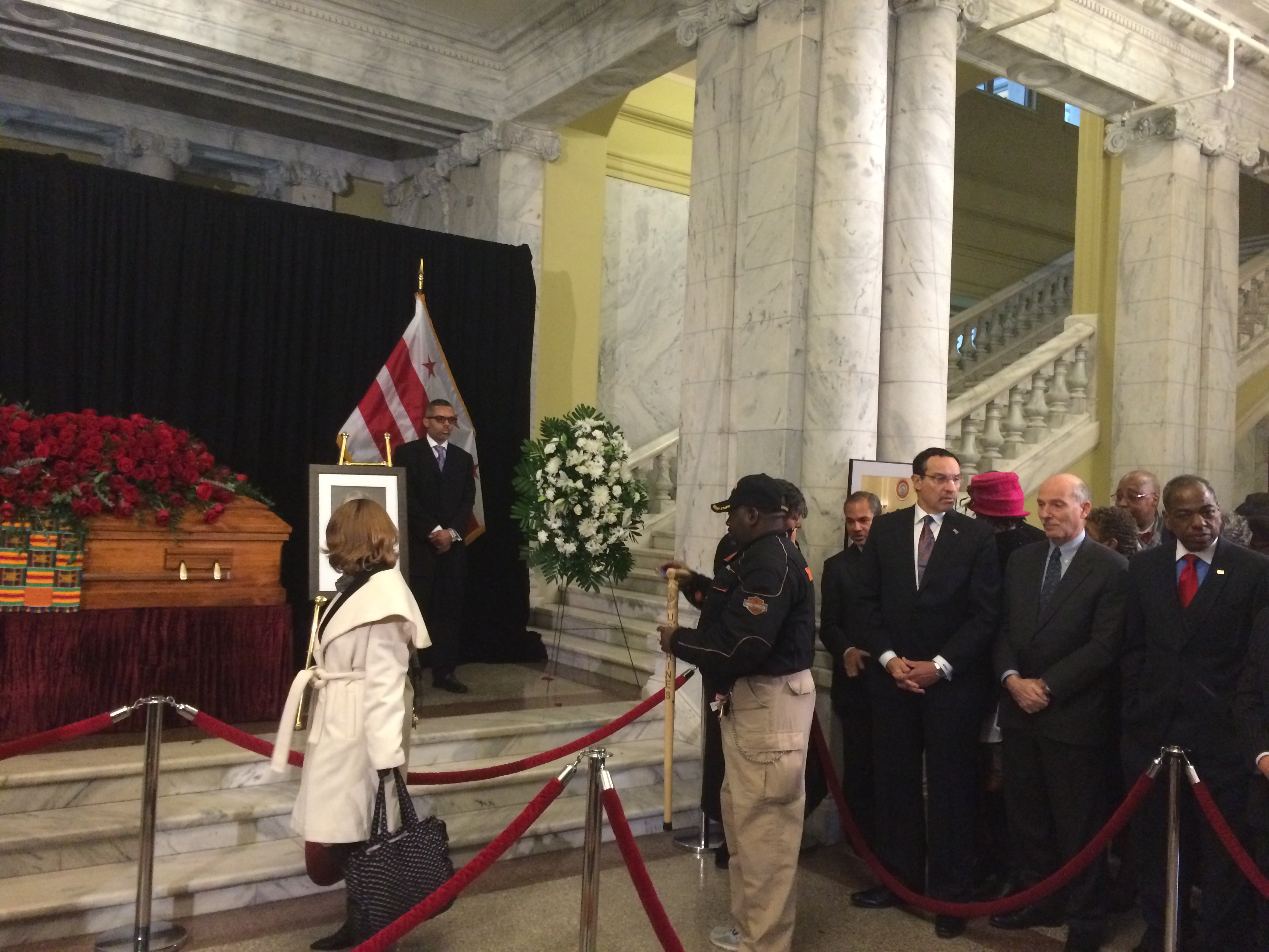 Procession, memorial services to be held for Marion Barry