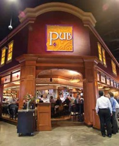 The Pub at the Alexandria Wegmans will be similar to one the store has in Pennsylvania. (Courtesy Wegmans)