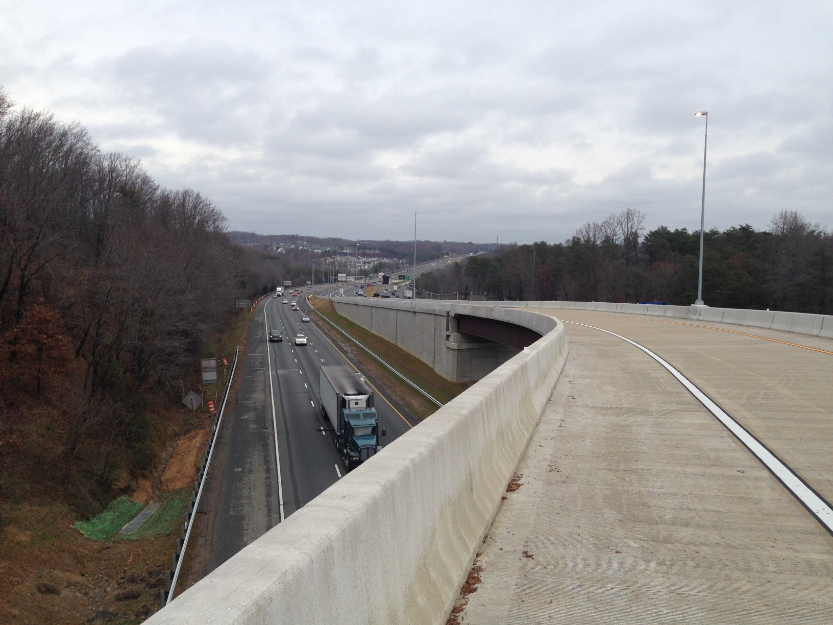 Preview of the 95 Express Lanes (Video)