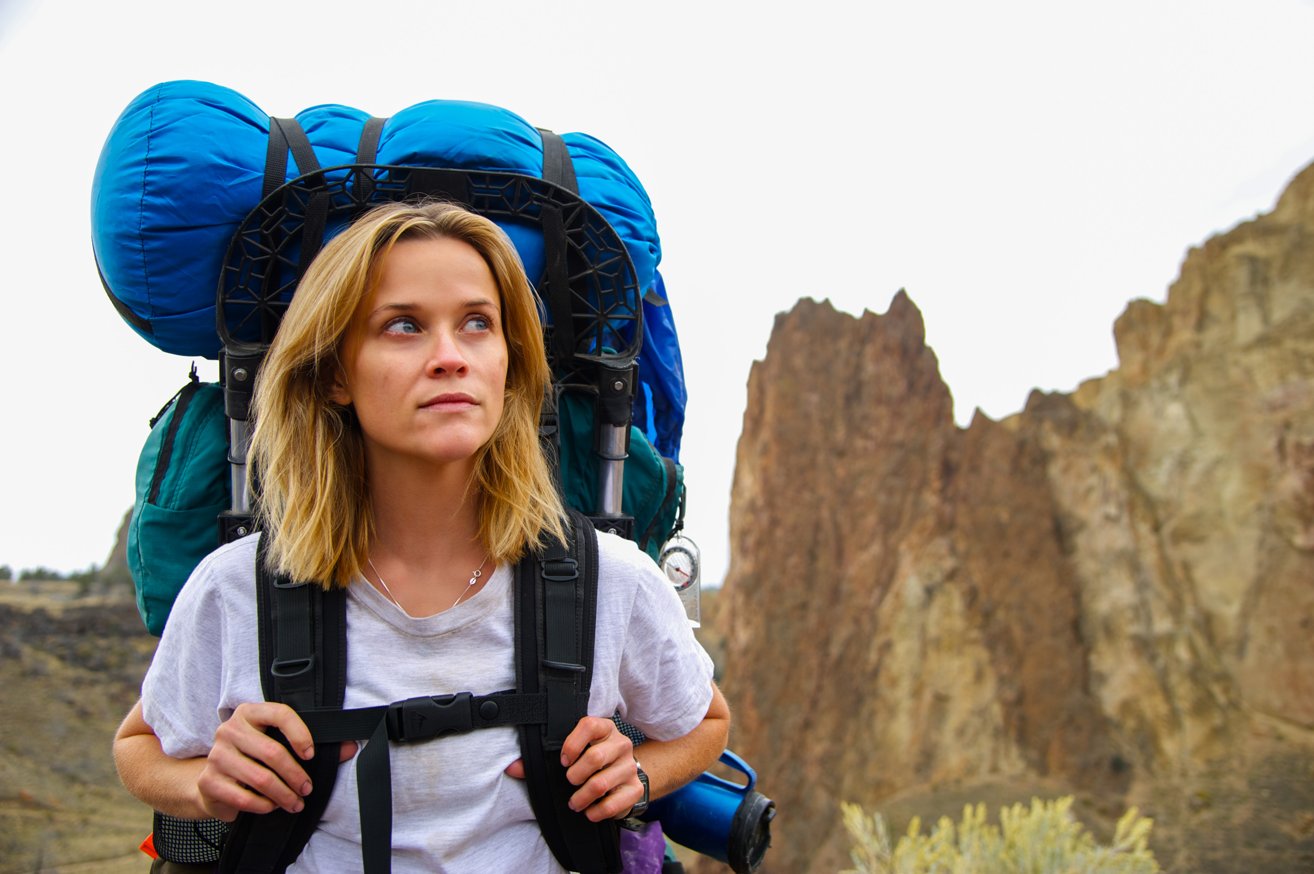 Reese Witherspoon takes 'Wild' hike of inspiration