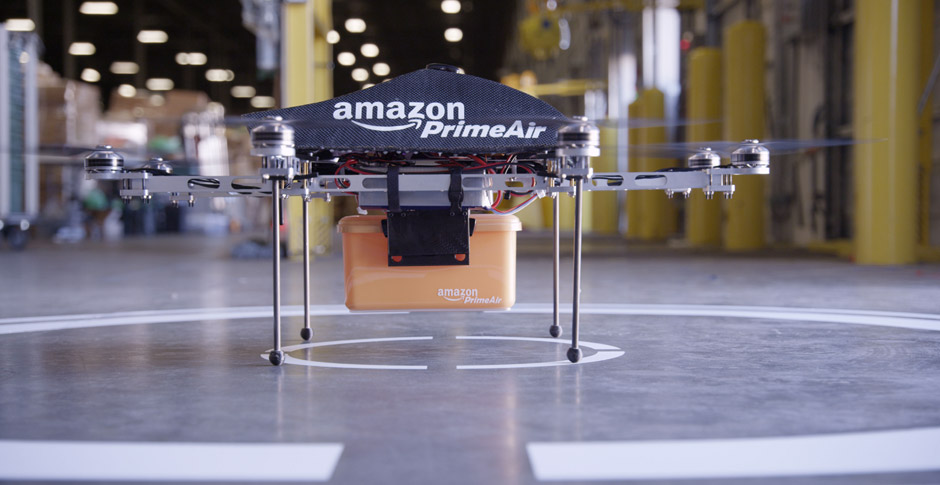 Amazon threatens to abandon U.S. delivery drone testing