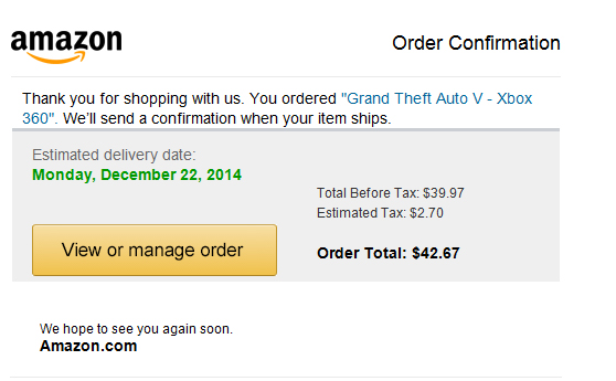 Amazon scam email latest in ID theft worries