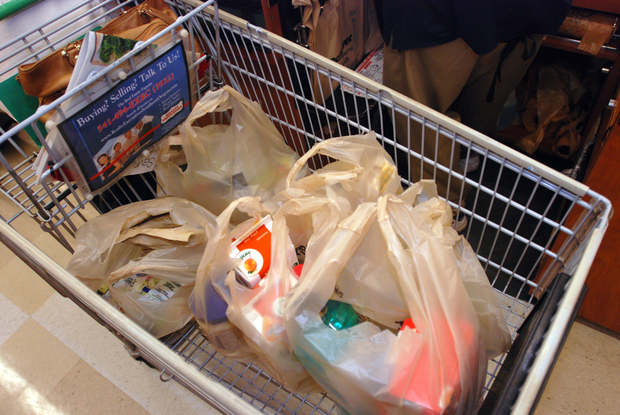 Prince George's County lawmaker proposes plastic-bag fee — again