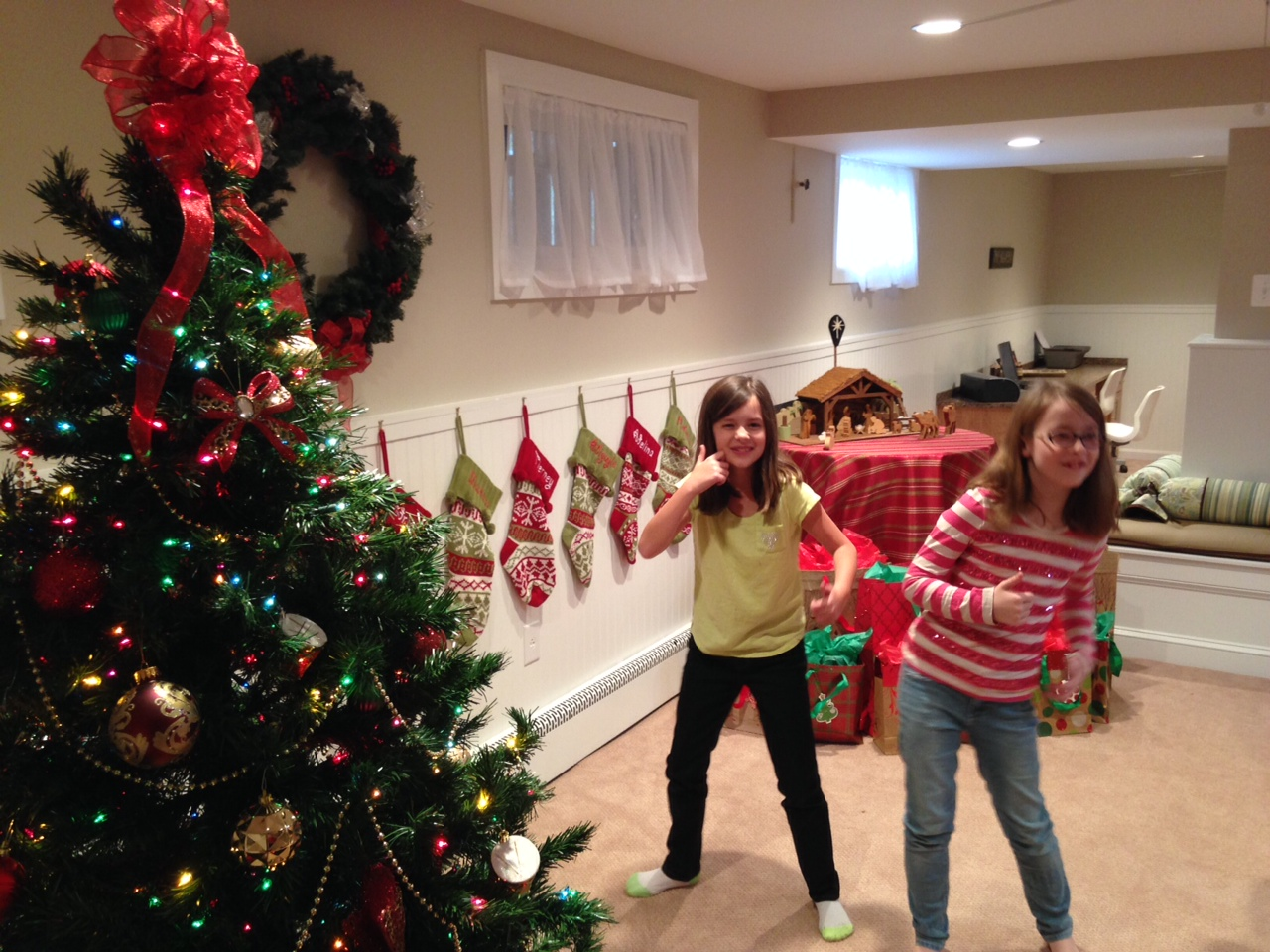 Virginia military family gets holiday home makeover