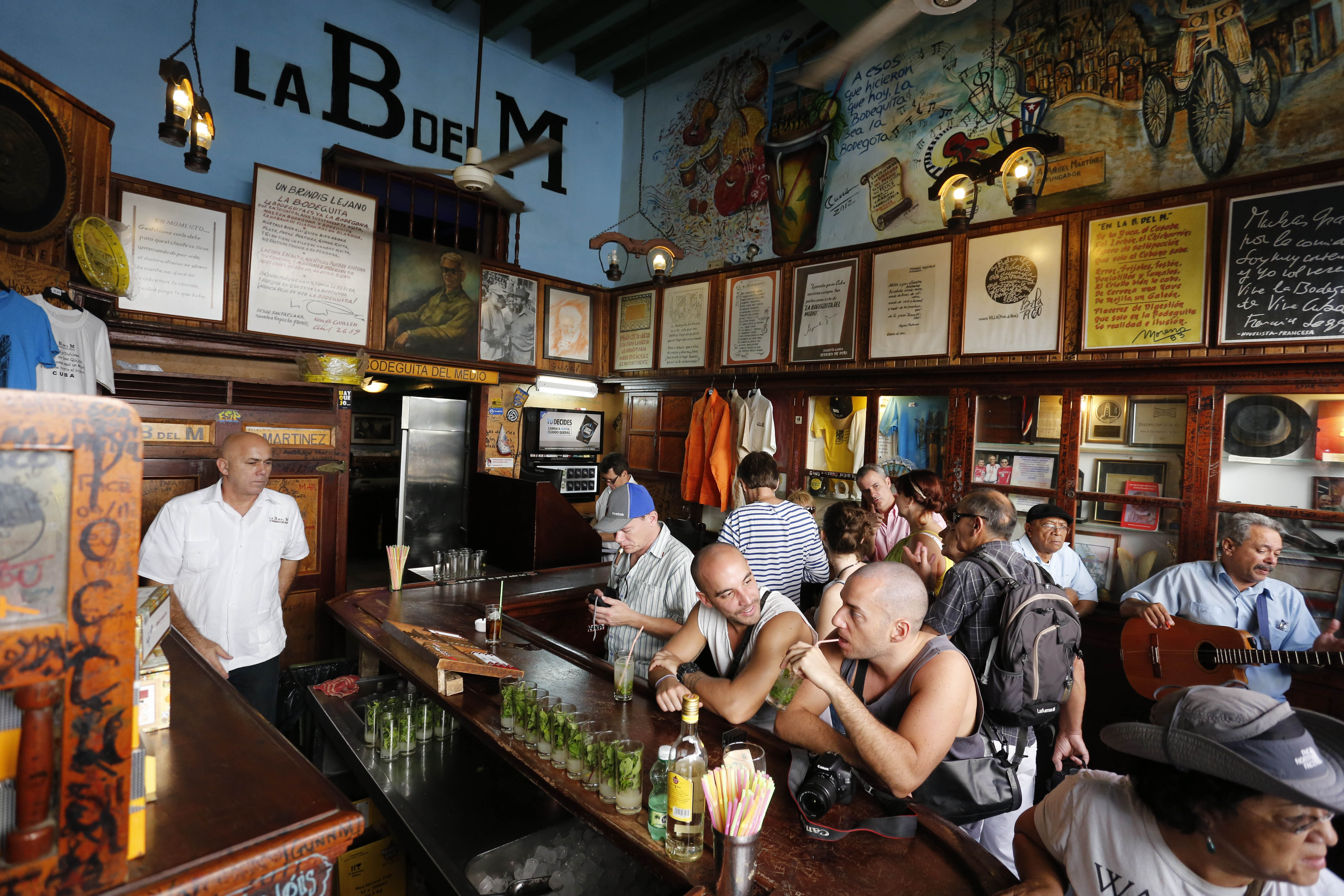 Local chef leads travelers on culinary tour of Cuba