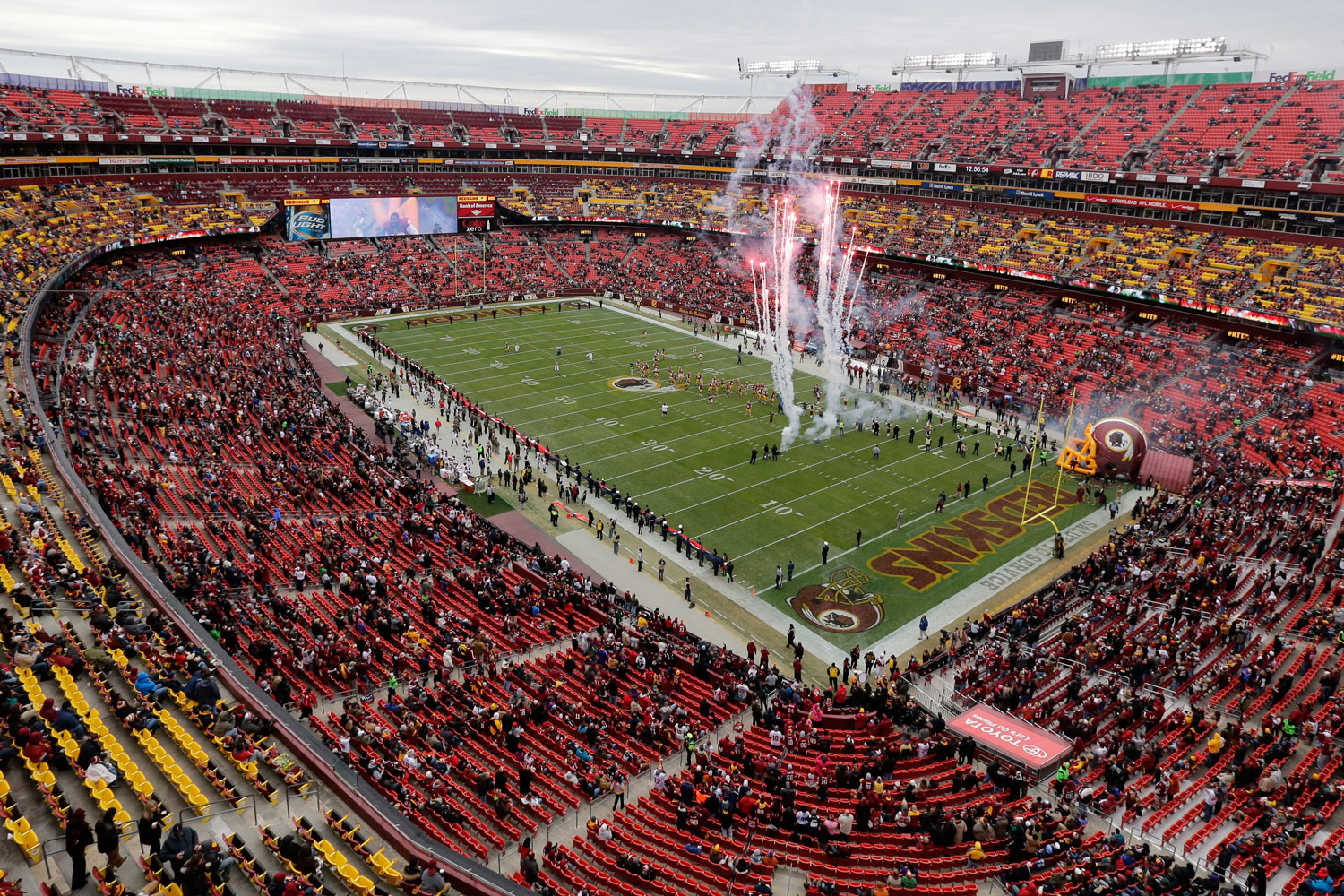 Study: Best cities for football fans are …