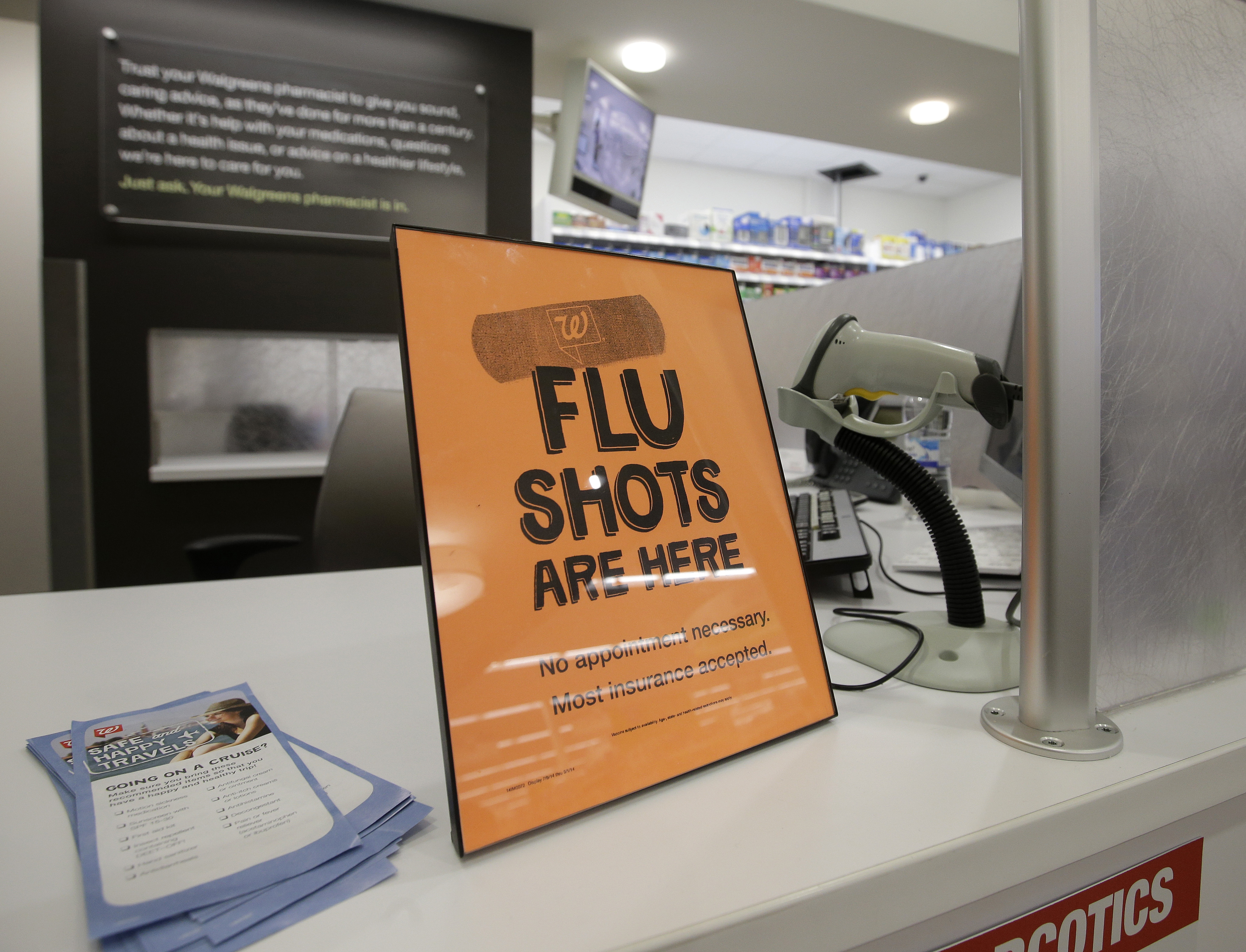 CDC: Not enough people getting immunized against the flu