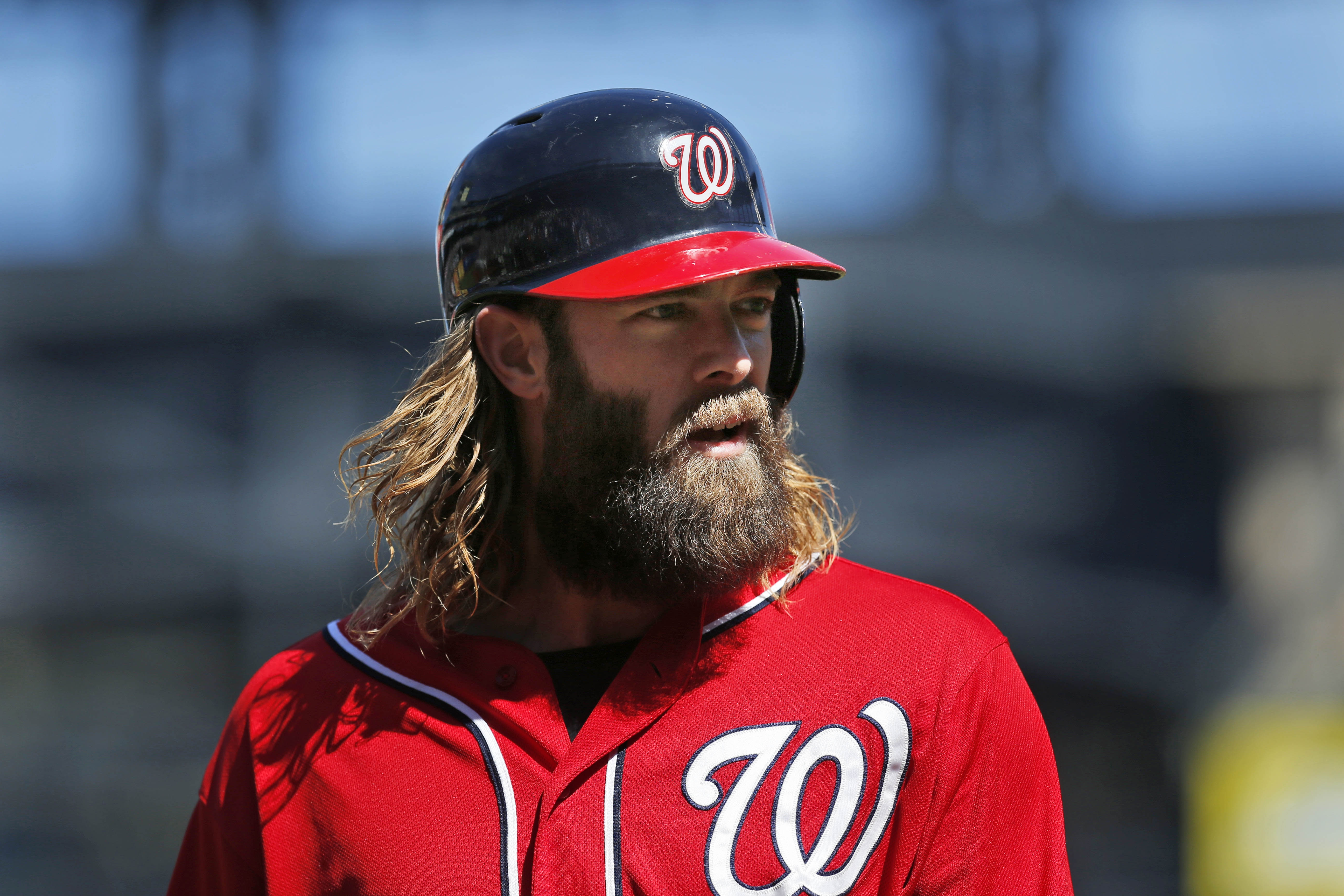 Werth signing autographs from the pokey