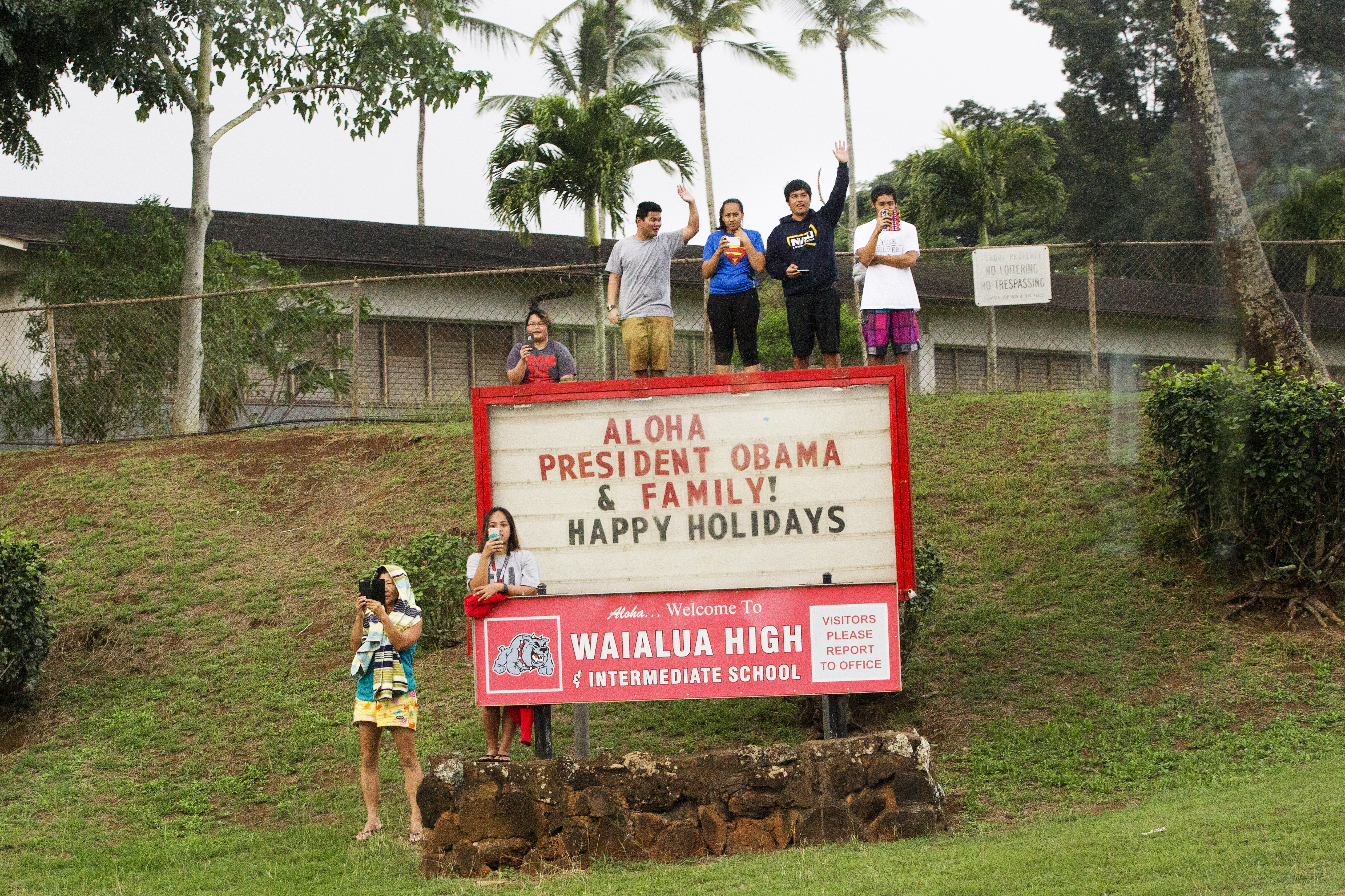 President Obama 39 S Hawaii Vacation Day 11 Wtop