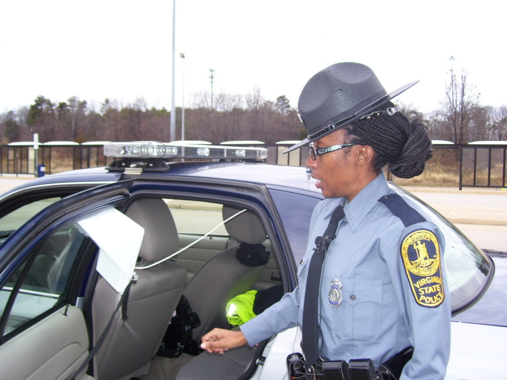 How Va  State Police will catch I-95 Express Lane toll violators | WTOP