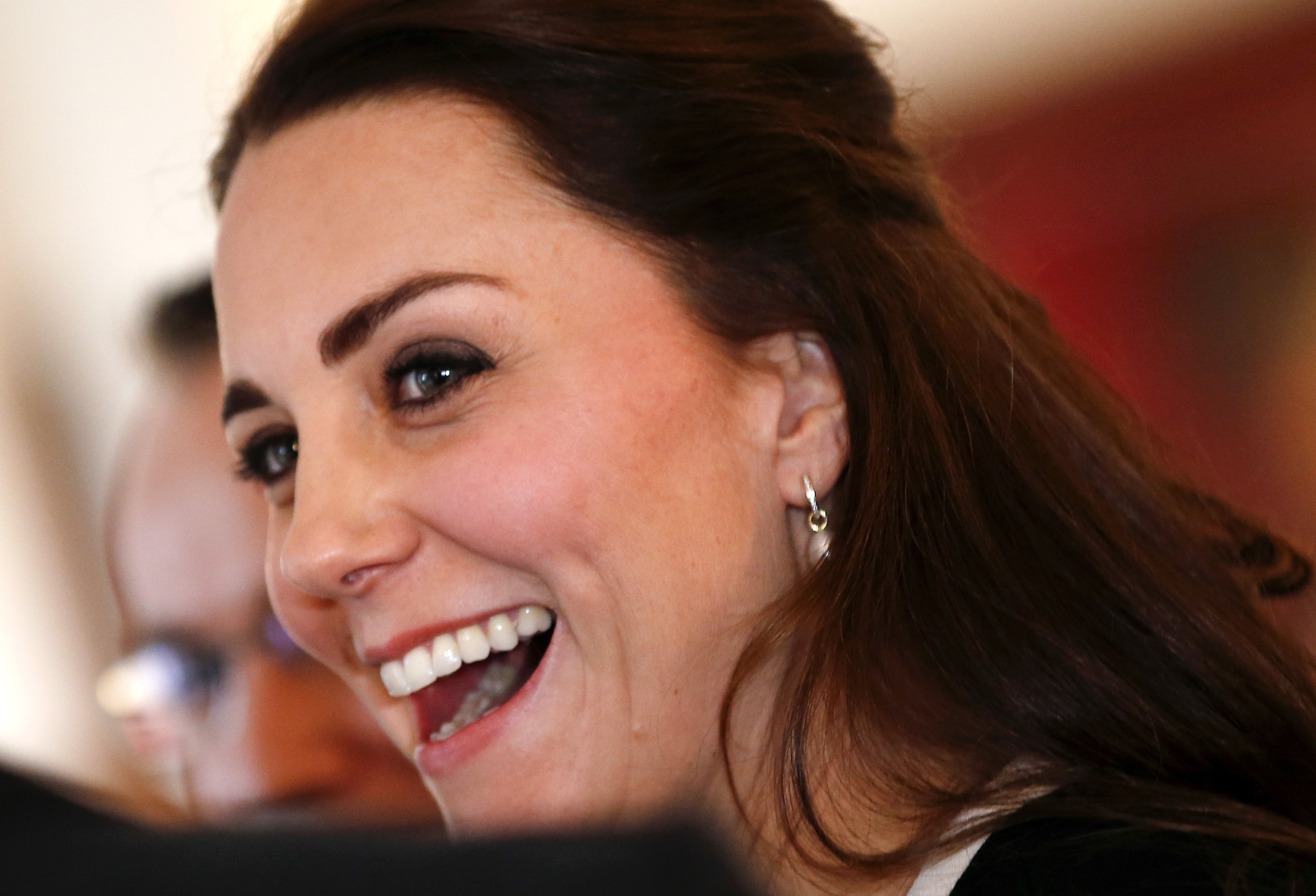 Prince William calls Kate's hair a 'nightmare'