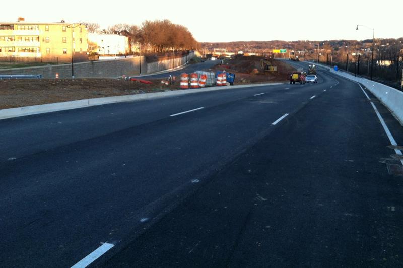 Revamped Southeast Freeway will open in weeks
