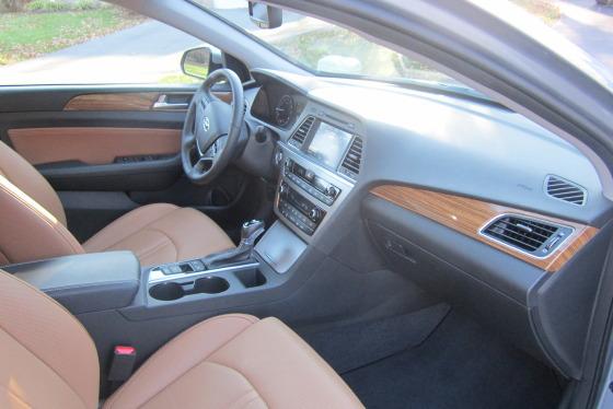 The 2015 Hyundai Sonata
