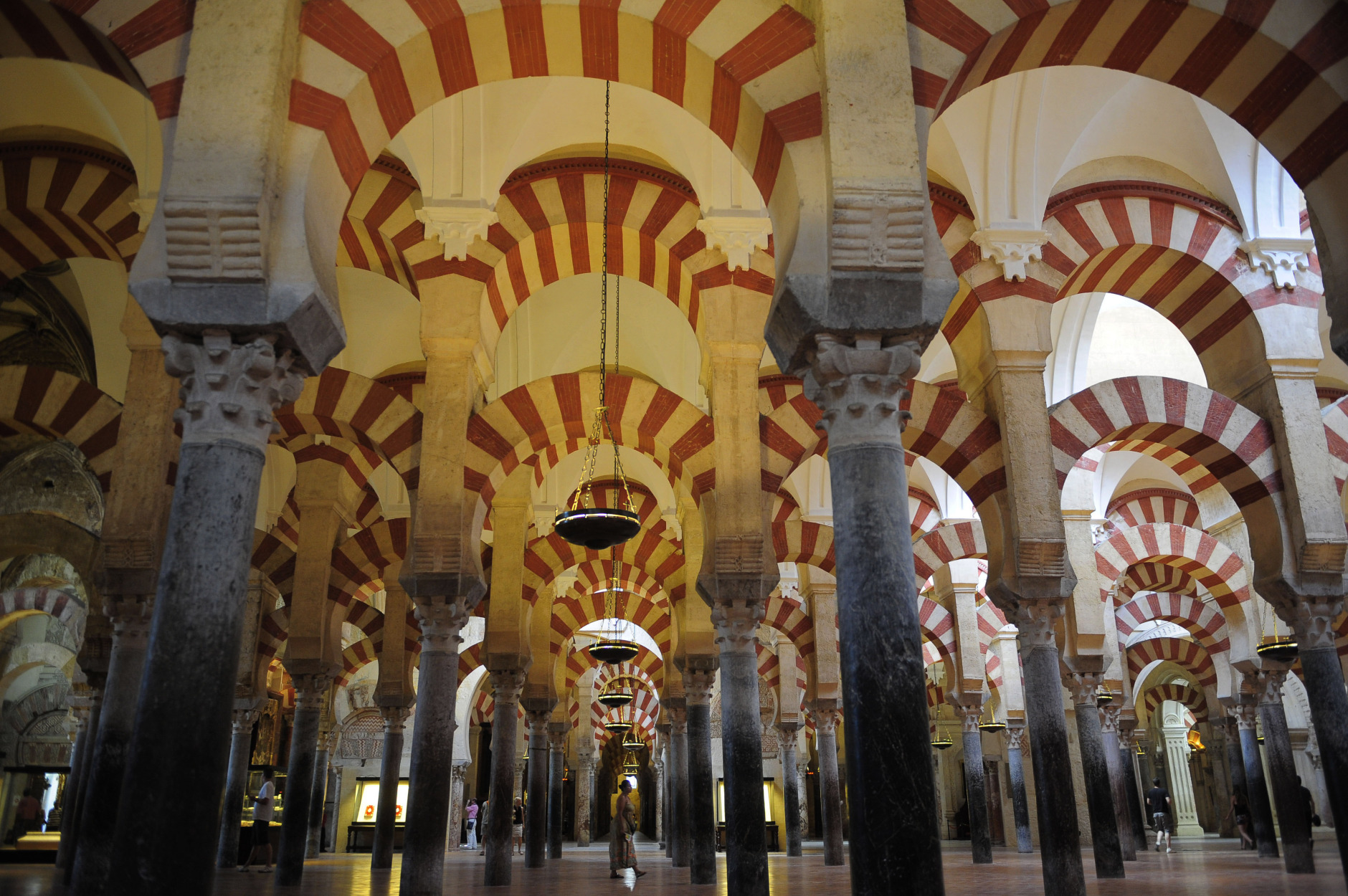 tourist attractions in spain,MEZQUITA