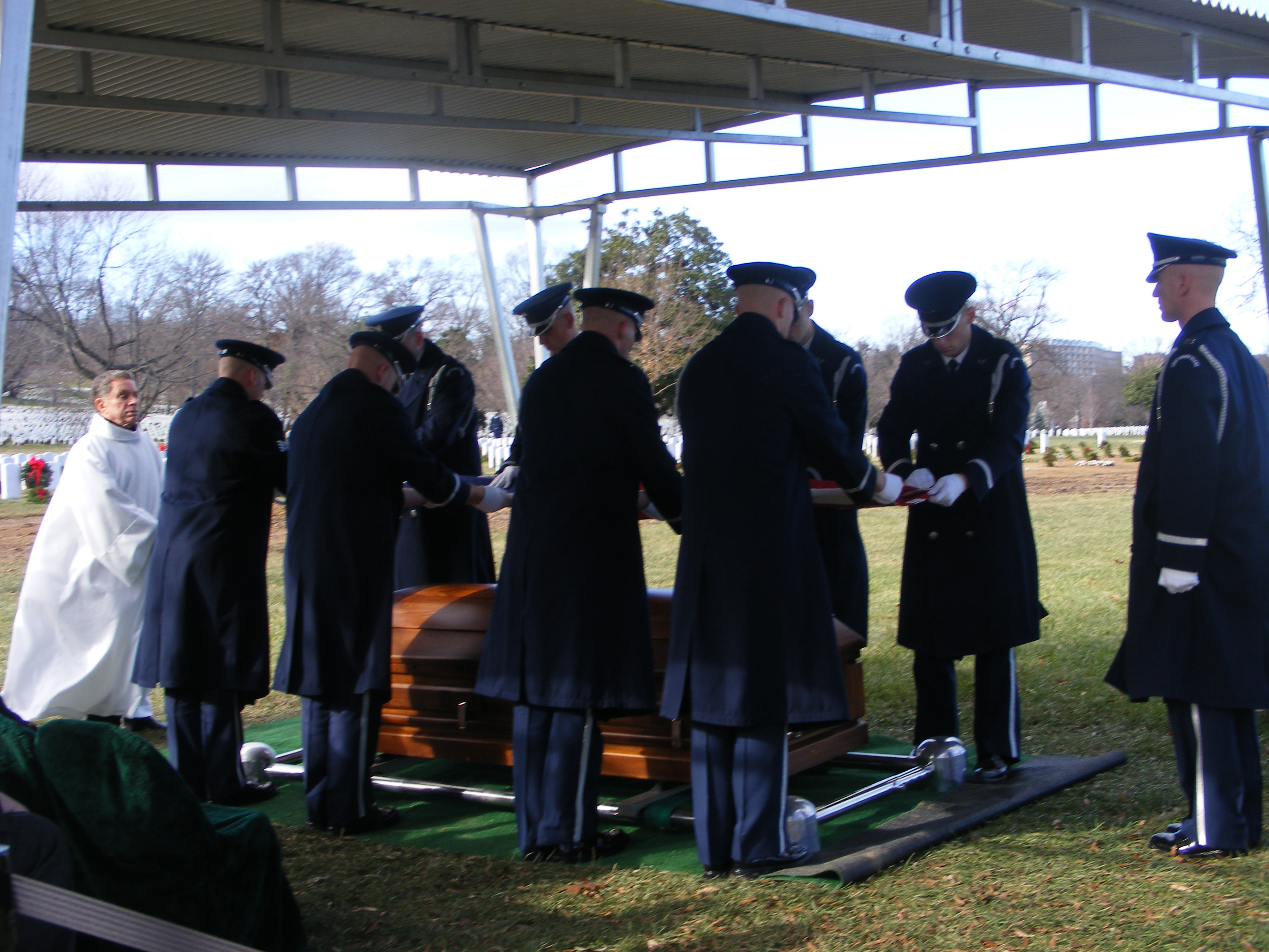 Veteran who died in 1952 finally laid to rest