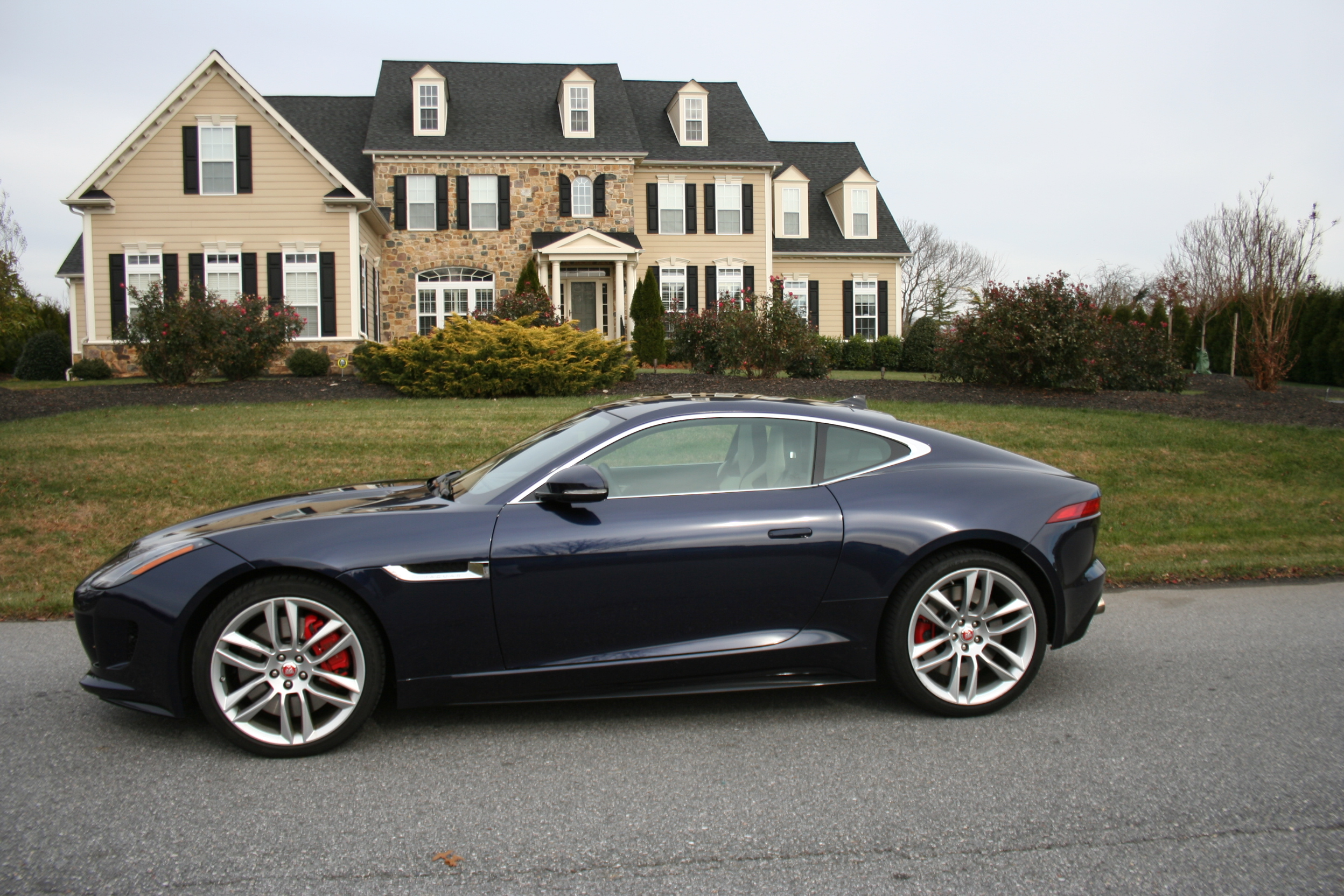 Car Report: All I want for Christmas is a new Jaguar Coupe