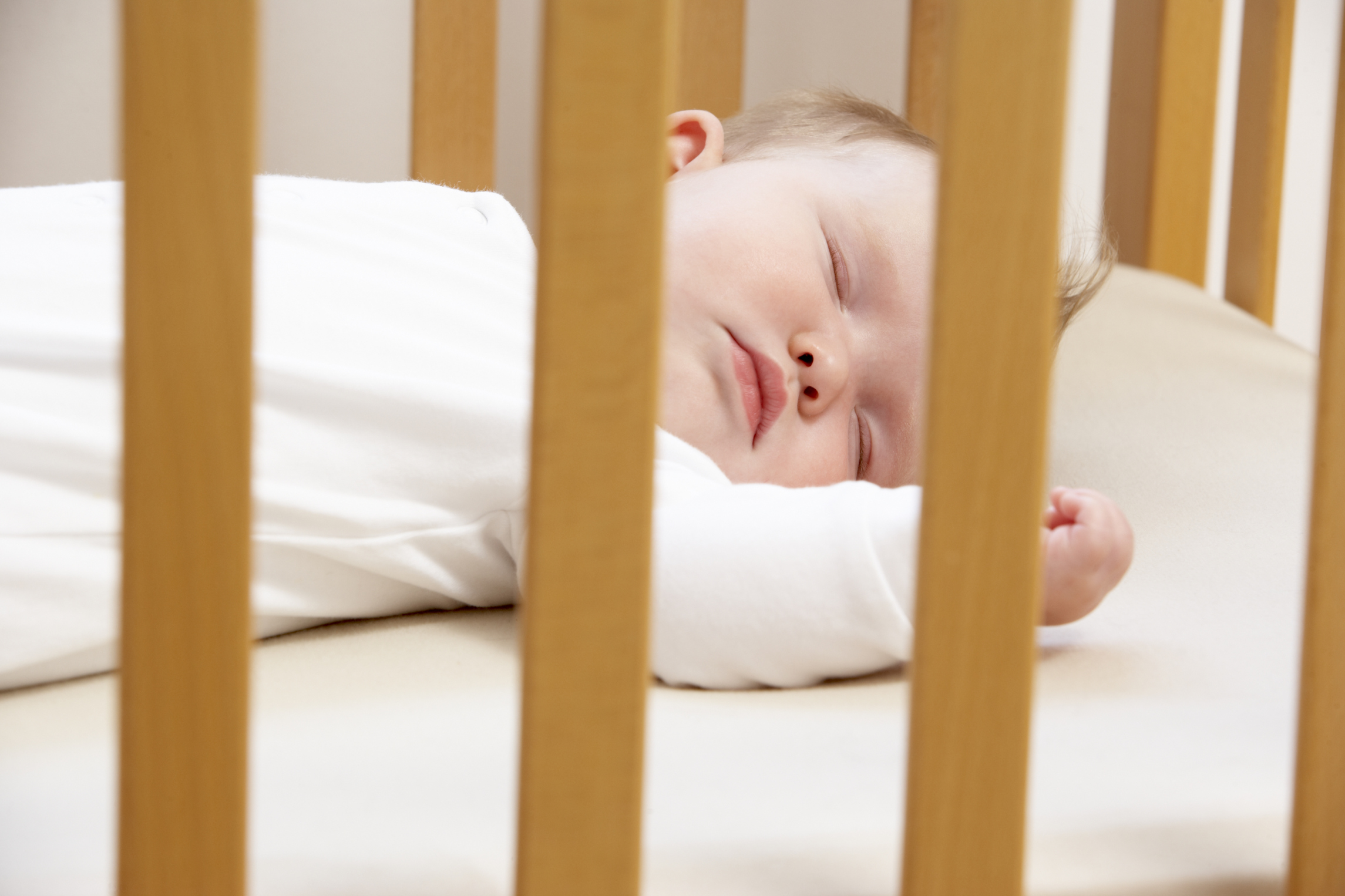 Sleep safety campaign means fewer infant deaths in Md.