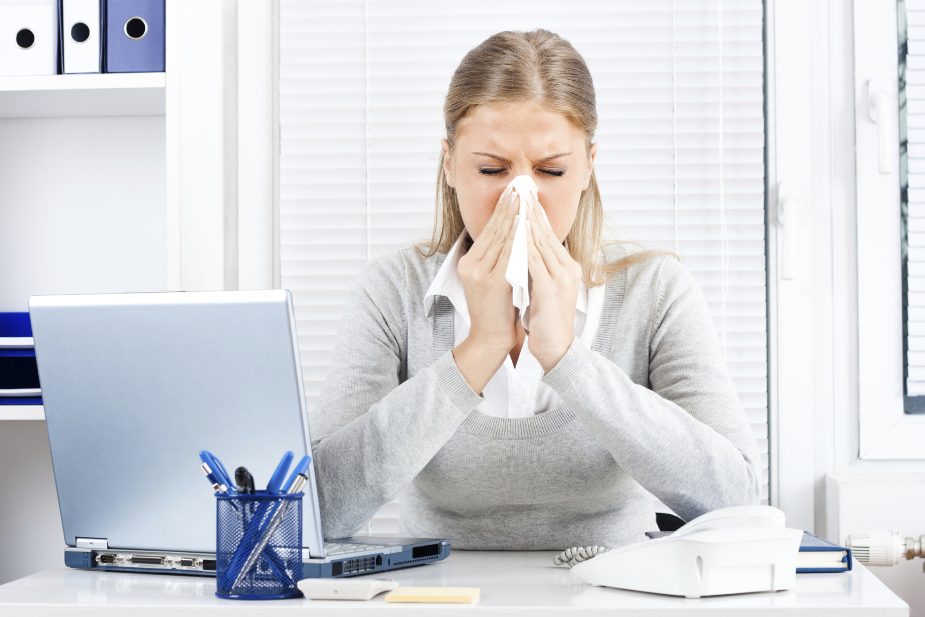 Allergy season is here, new treatments can help