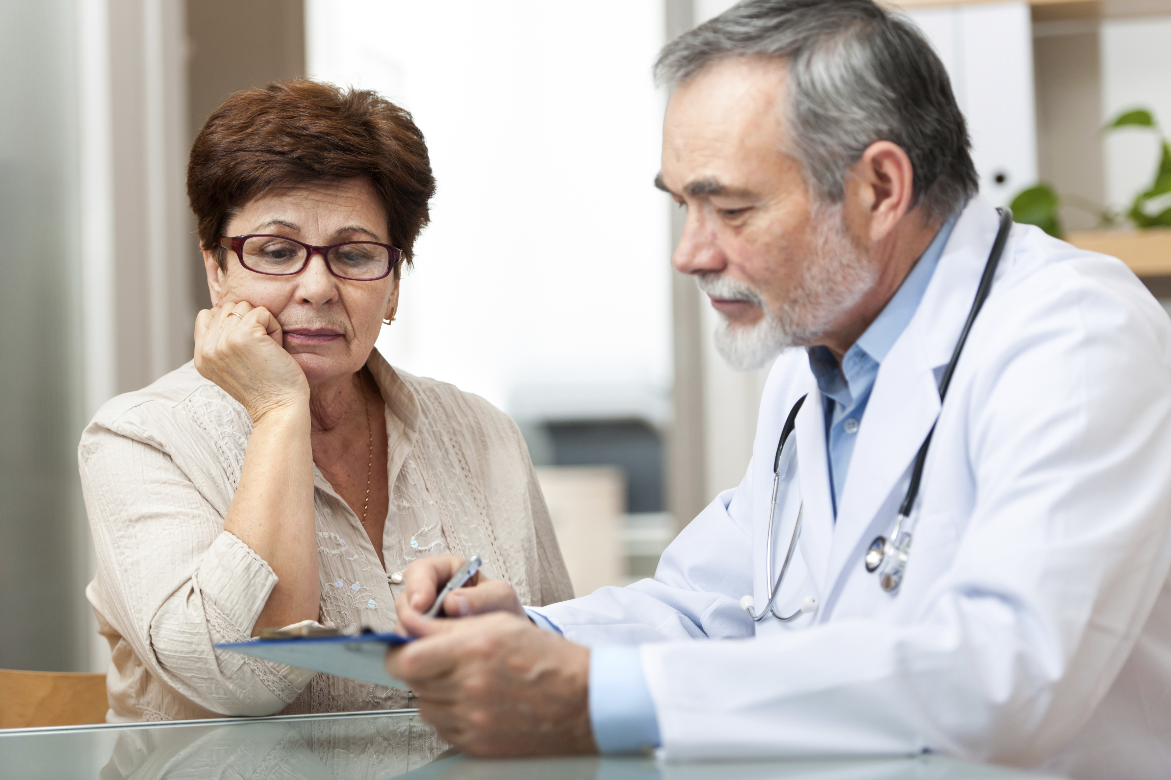 What advice would you have for someone who's newly diagnosed with cancer?
