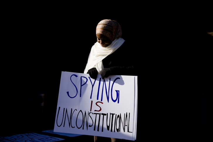 US judges review broad surveillance of Muslims by NYC ...
