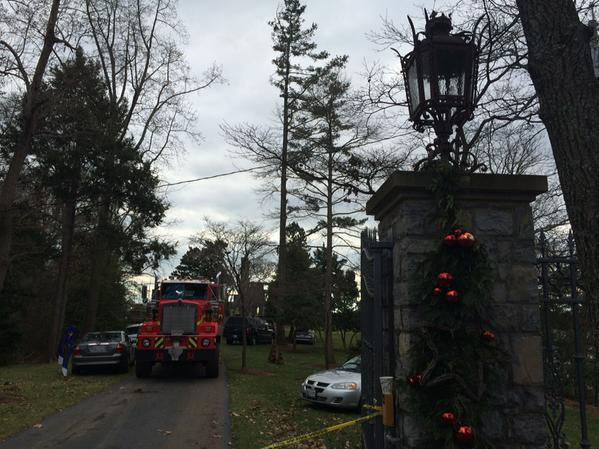 Cause of Annapolis mansion fire identified