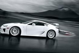 "The Lexus LFA. ""The LFA was one of the most misunderstood cars of its time,"" Jalopnik says. (Lexus.com)"