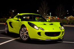 Any Lotus. Including the Lotus Elise, the sports car manufacturer sold only 112 cars in the U.S. last year. (The Pug Father - Flickr User)