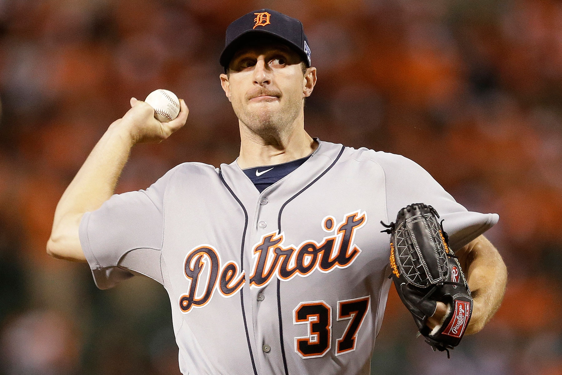 Reports: Scherzer, Nationals agree to 7-year contract