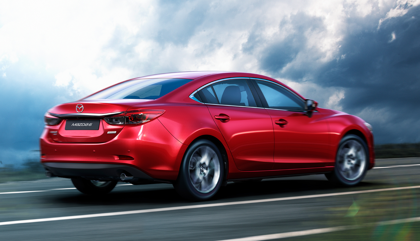 """The Mazda 6 kicks off Jalopnik's list. THey say, """"Even the Volkswagen Passat is beating the 6. Really?"""" (Courtesy Mazda)"""