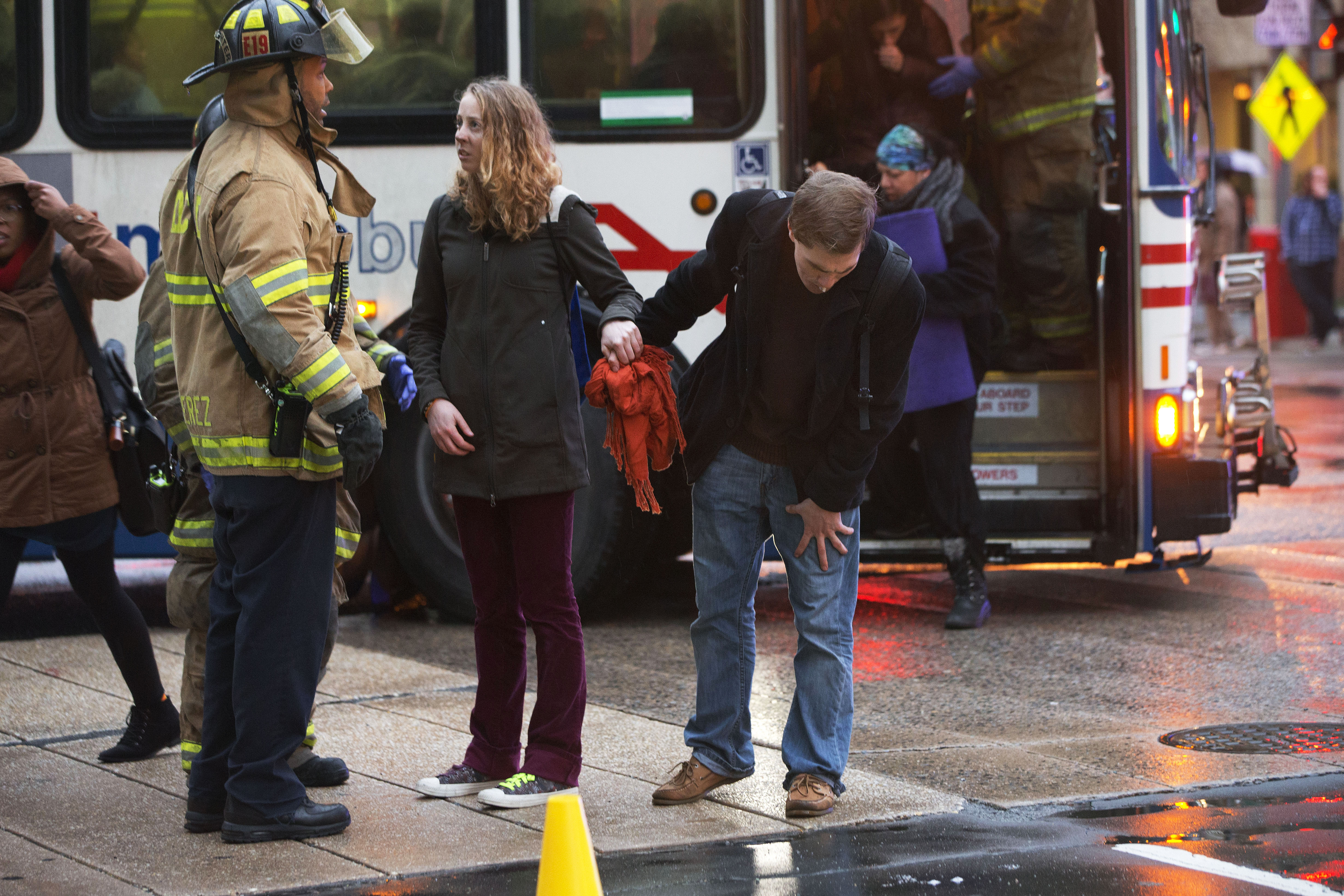 Former NTSB chair says Metro safety lapse was 'absolutely insane'