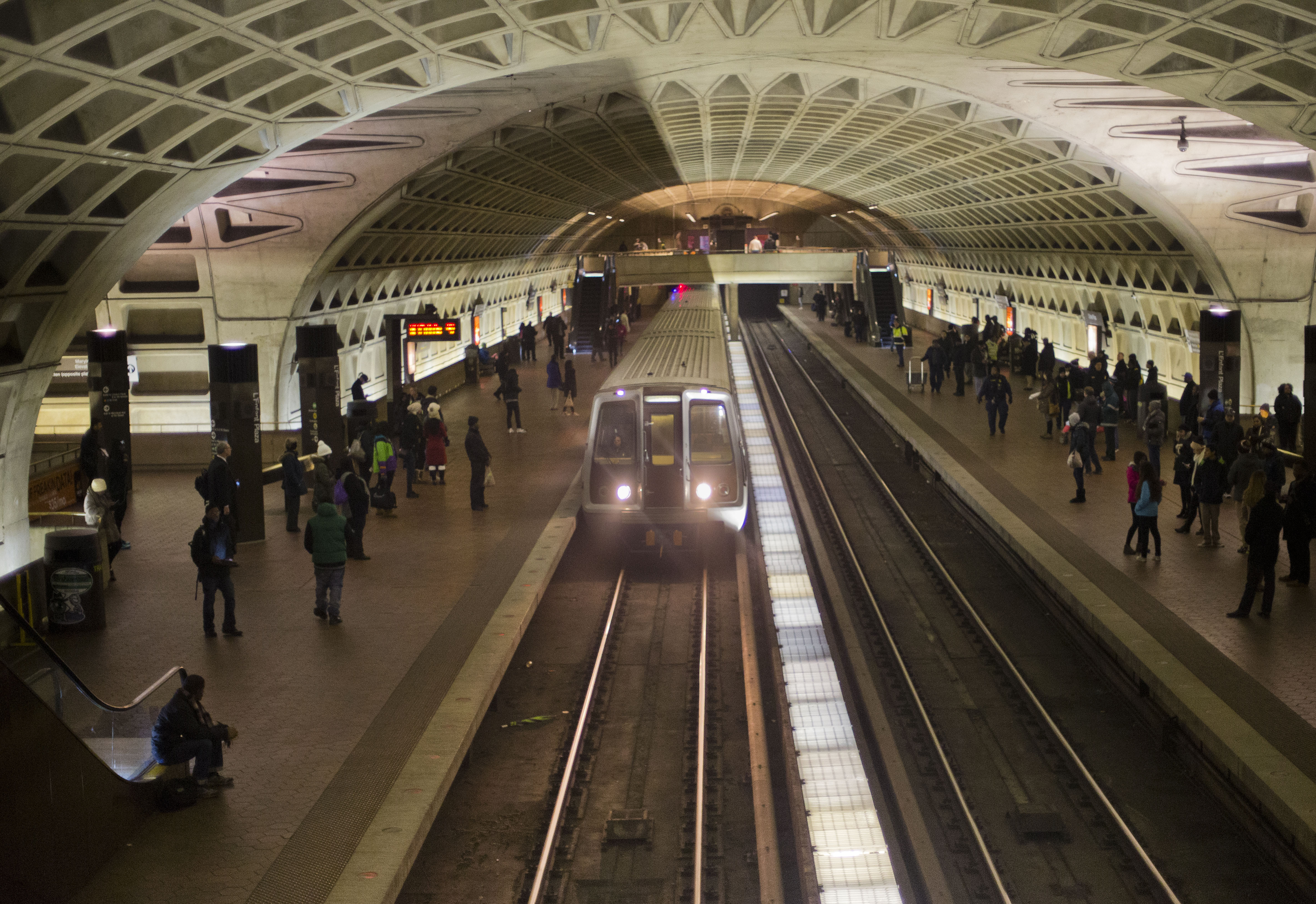 More Metro trains on July 4