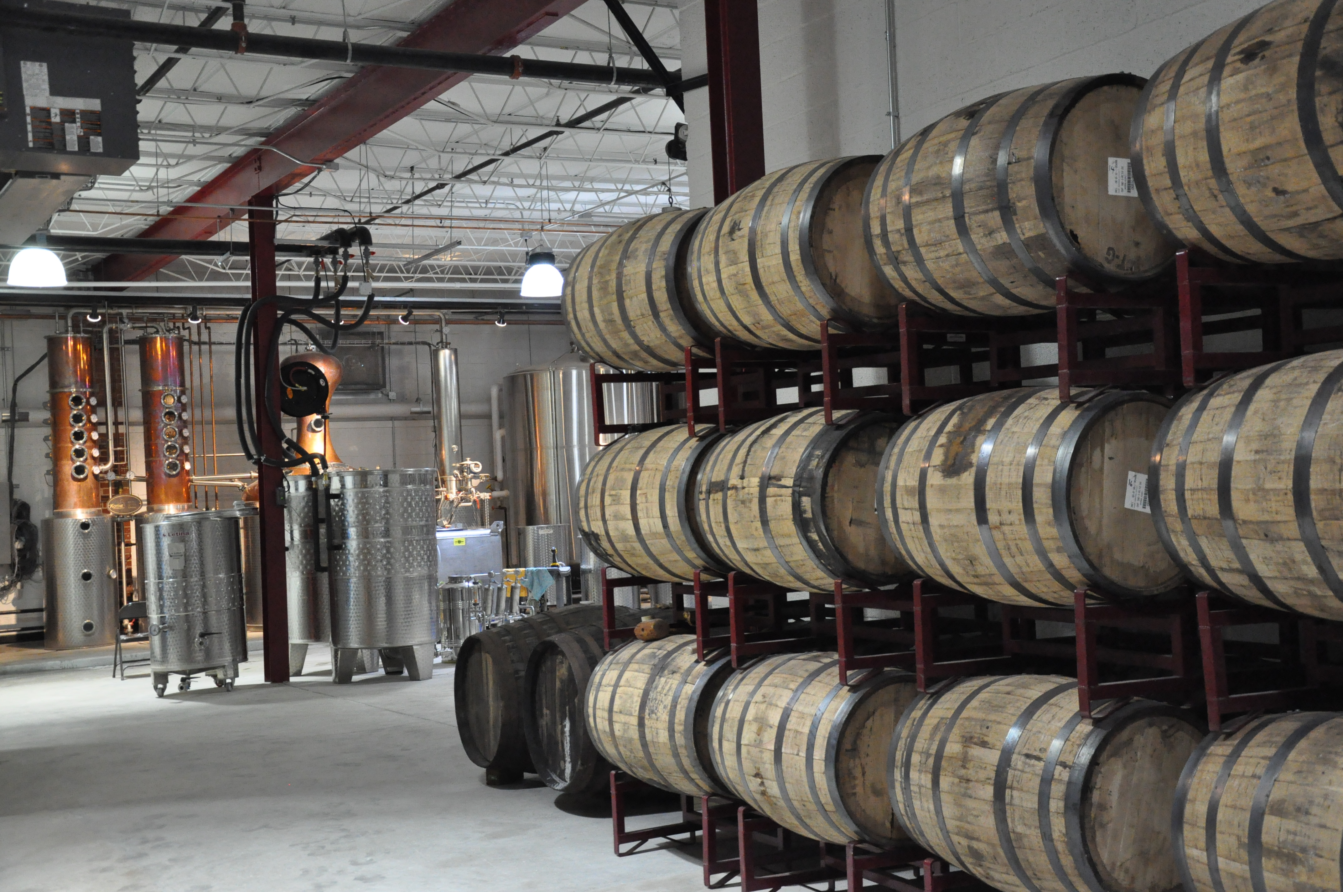 One Eight, D.C.'s second distillery, set to open Jan. 10