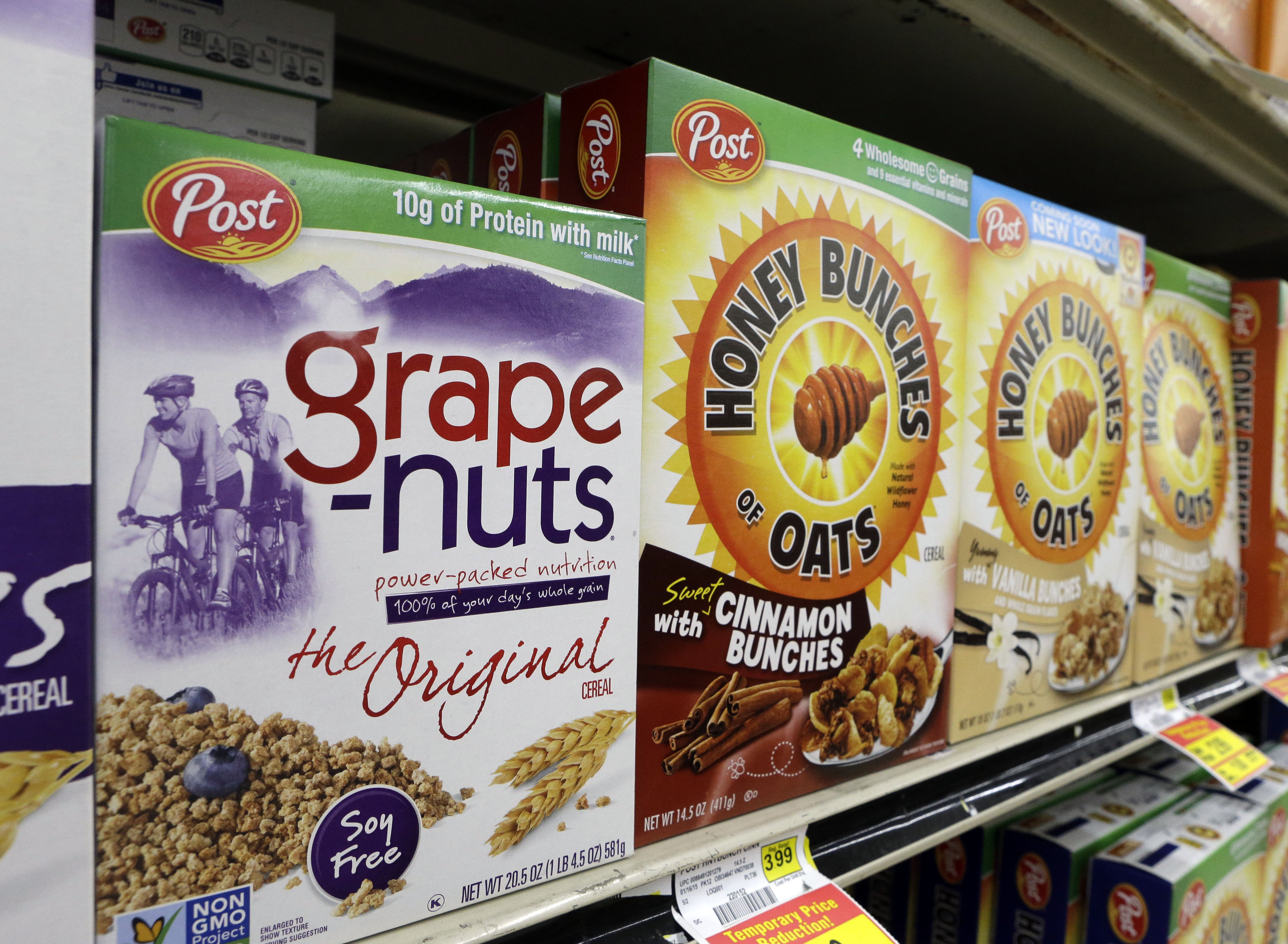 Study: Eating cereal could lead to longer life