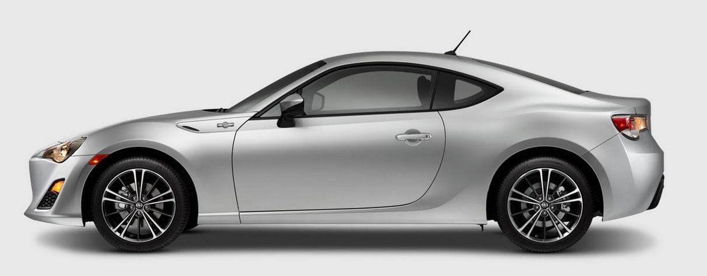Scion FR-S/Subaru BRZ (Scion.com)