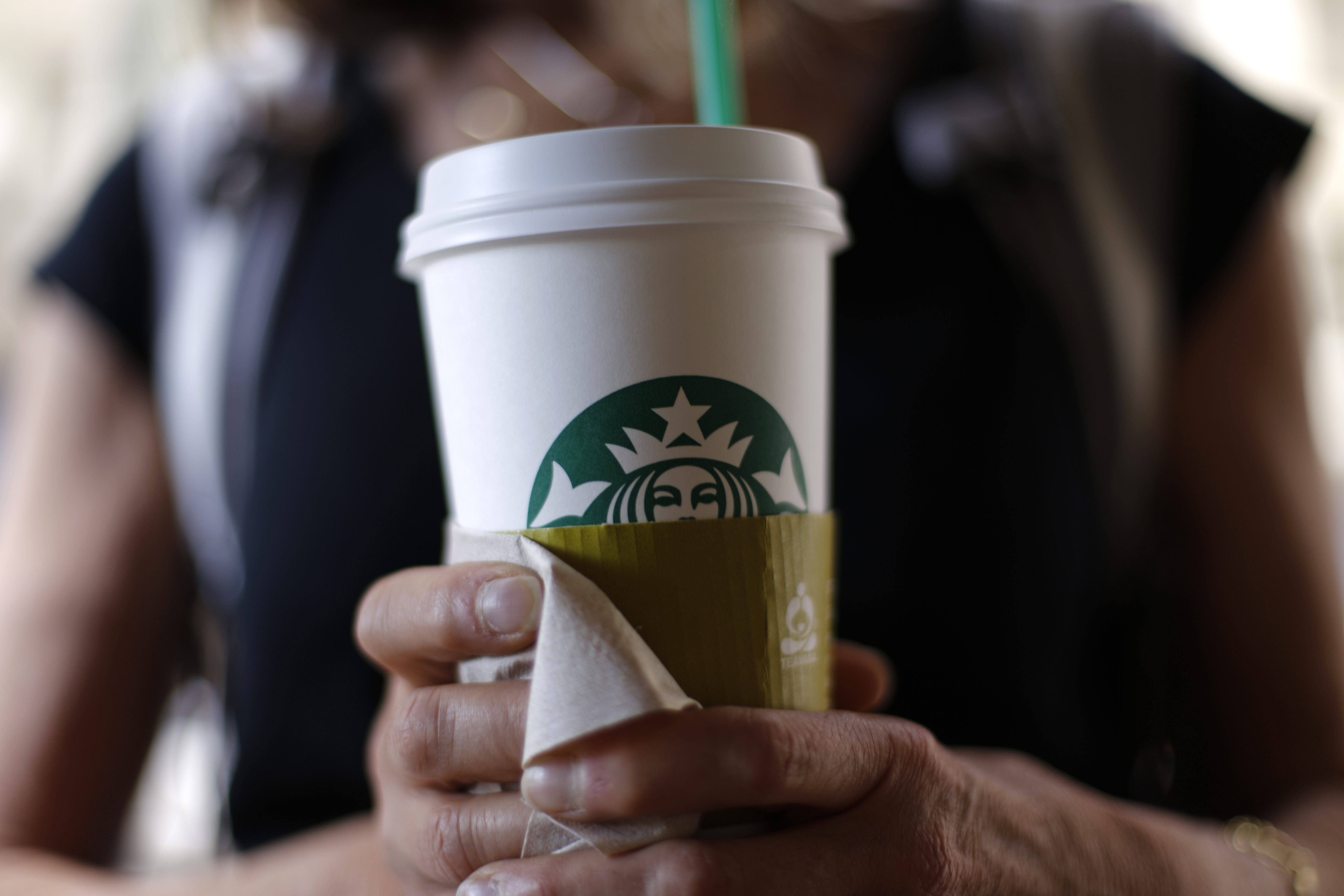 Be careful, those holiday coffee drinks could ruin your diet