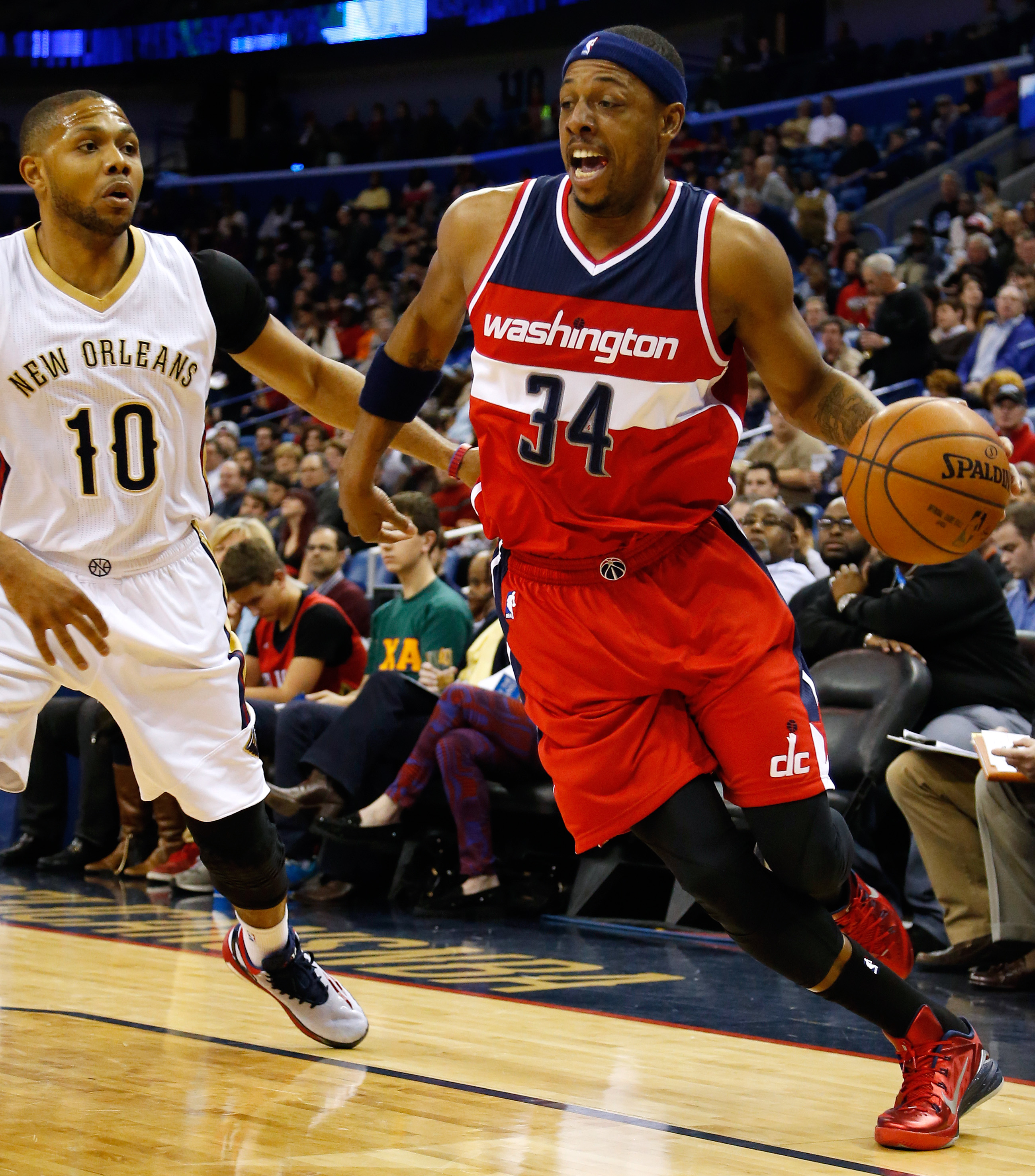 Wizards snap losing streak with 92-85 win over Pelicans