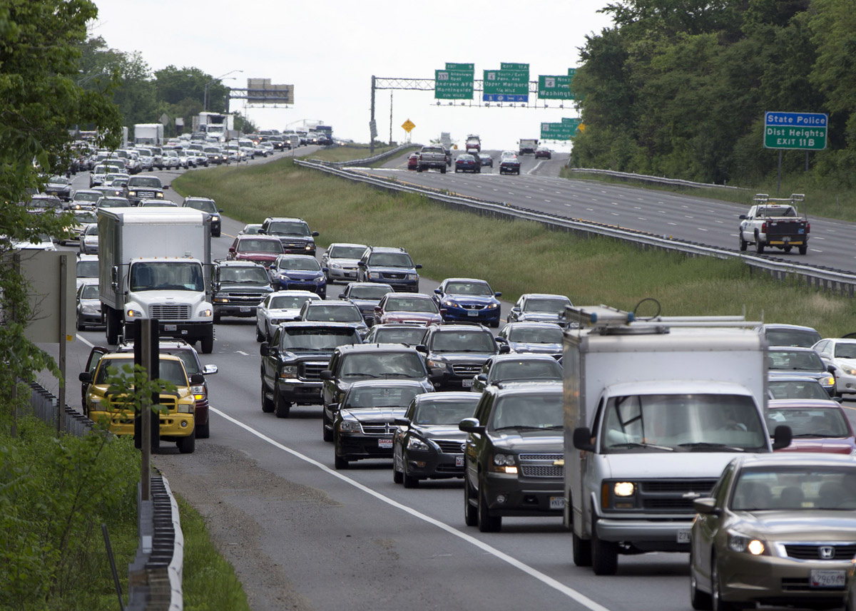 Nearly 1 million from DC area traveling for Memorial Day