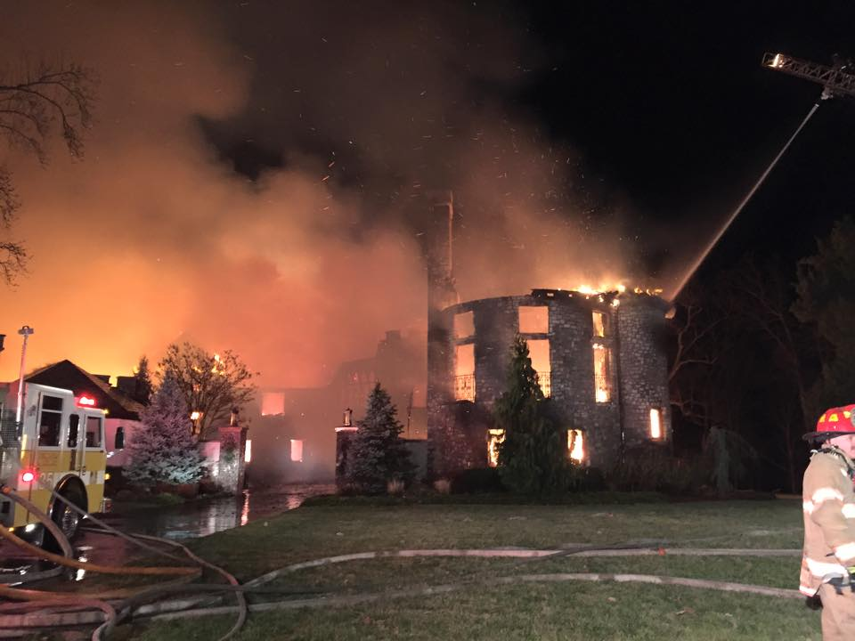 2 more bodies recovered after Annapolis-area mansion fire