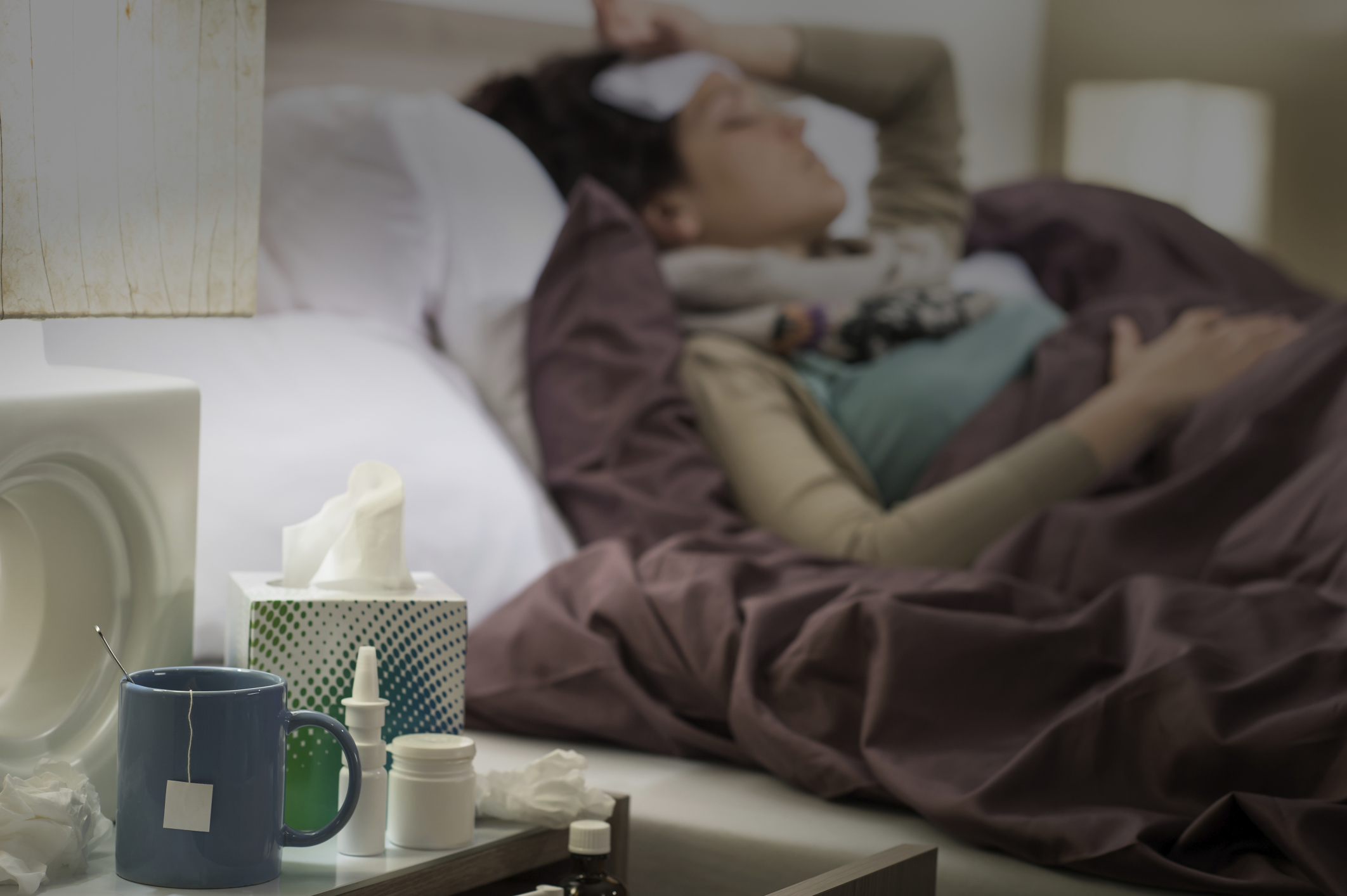 Flu prompts local hospitals to ban children from visiting