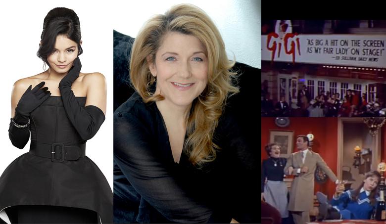 Vanessa Hudgens, Victoria Clark star in pre-Broadway 'Gigi' at Kennedy Center