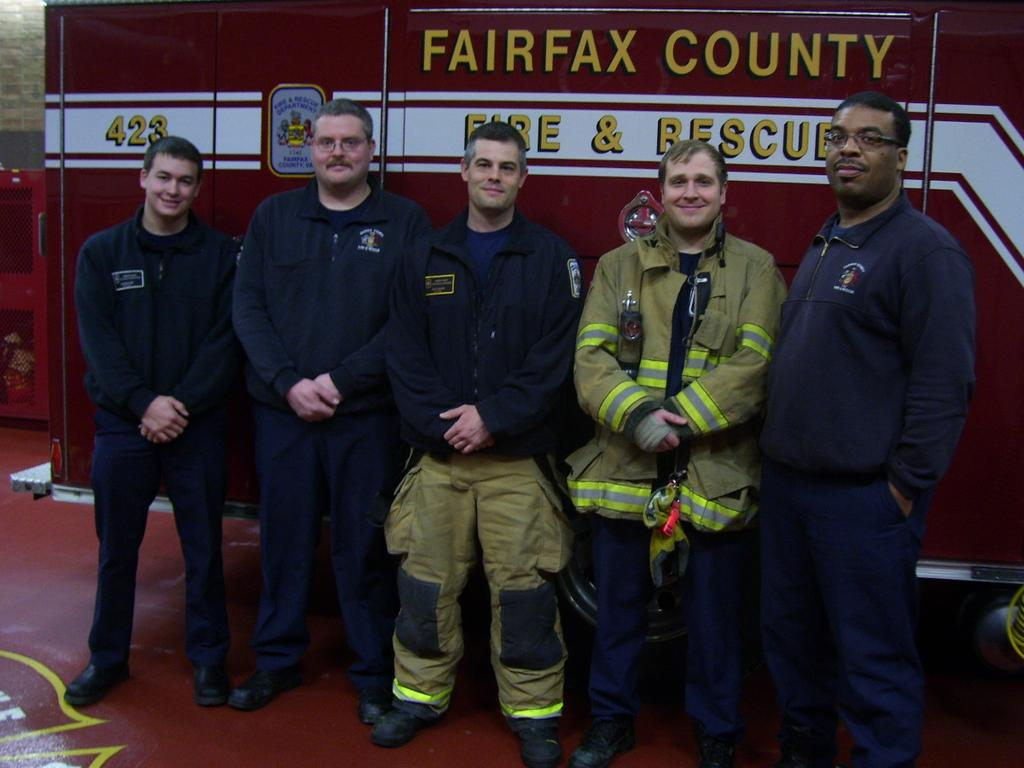 Fairfax County medics deliver baby on Beltway