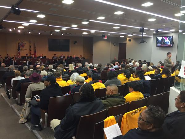 Montgomery County Executive Leggett pulls ITA proposal from agenda