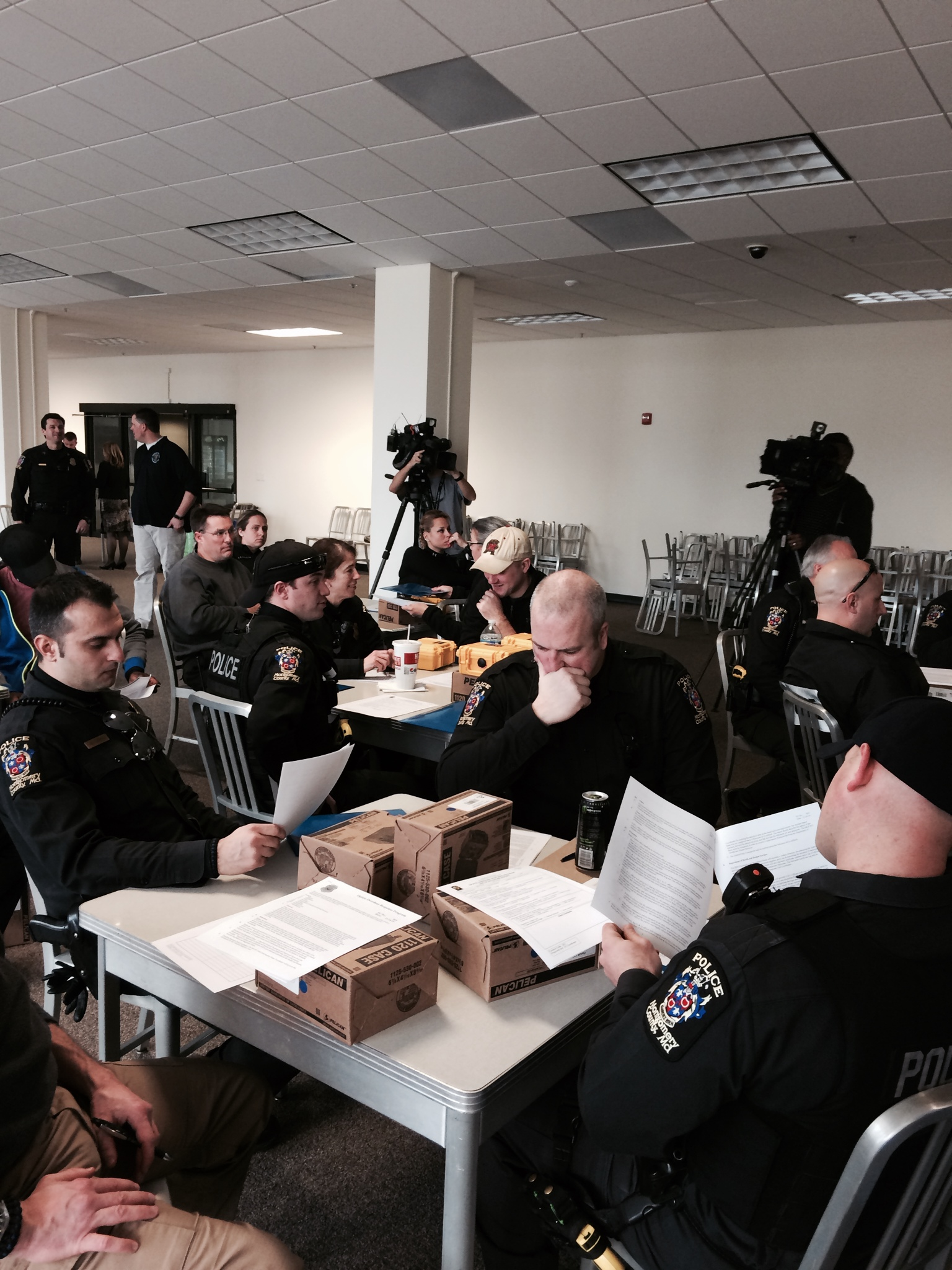 Mont. Co. officers trained to administer Narcan