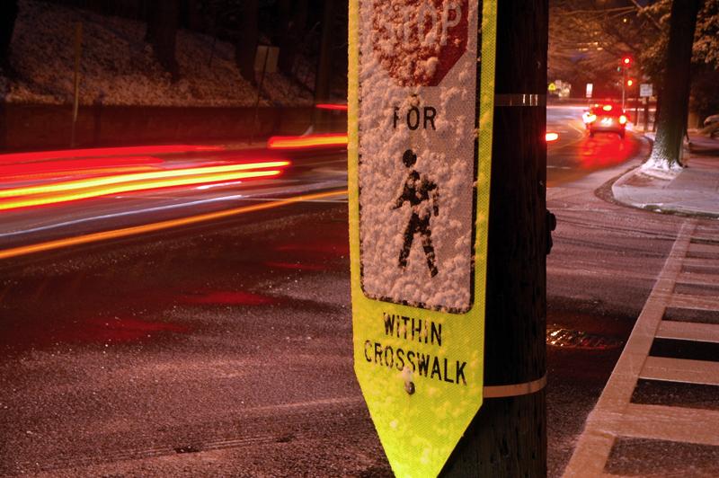 One pedestrian killed per week in D.C. area