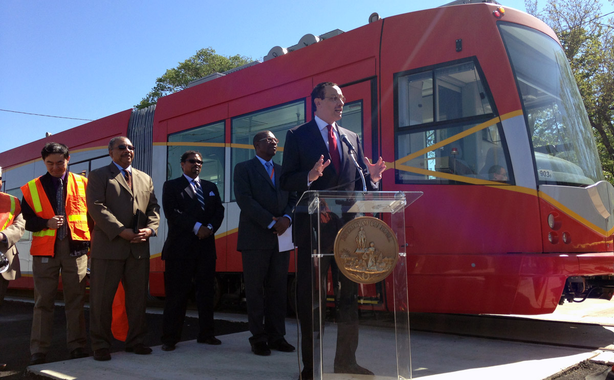 D.C. streetcar launch delayed, no opening date set