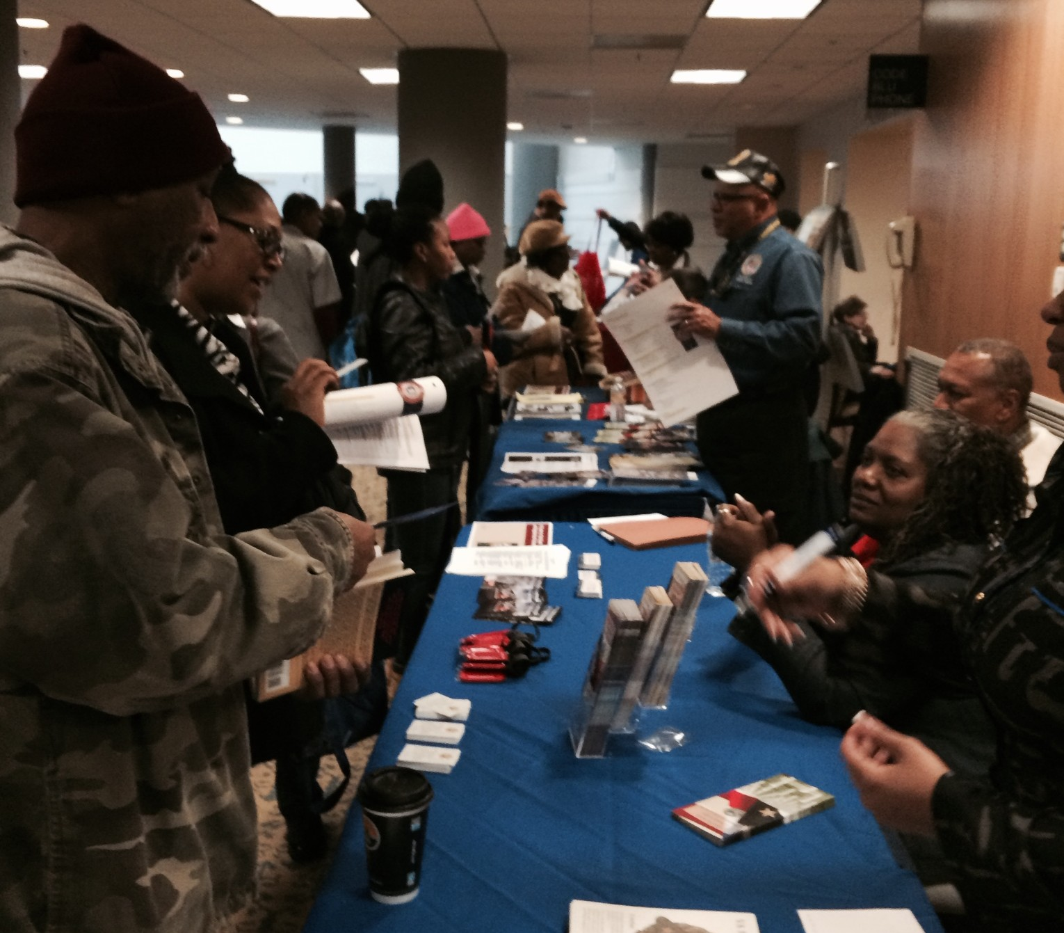 Clinic offers D.C.'s homeless veterans health care, services