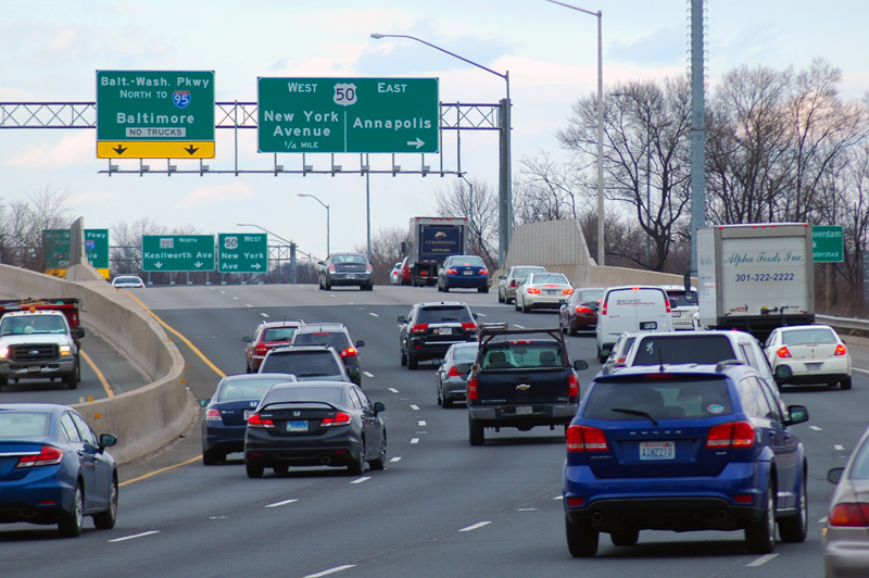 AAA leader looks back at 20 years of D.C.-area traffic