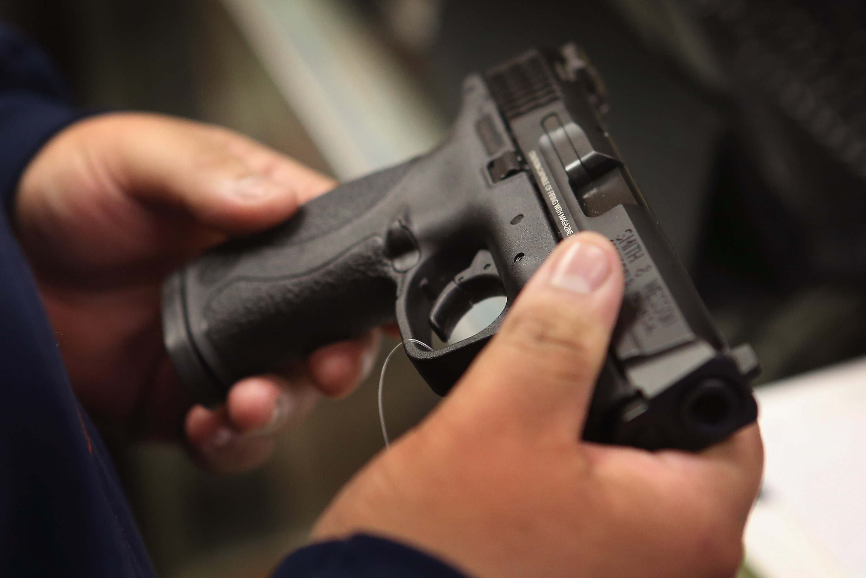 Some D.C. gun owners challenge new law