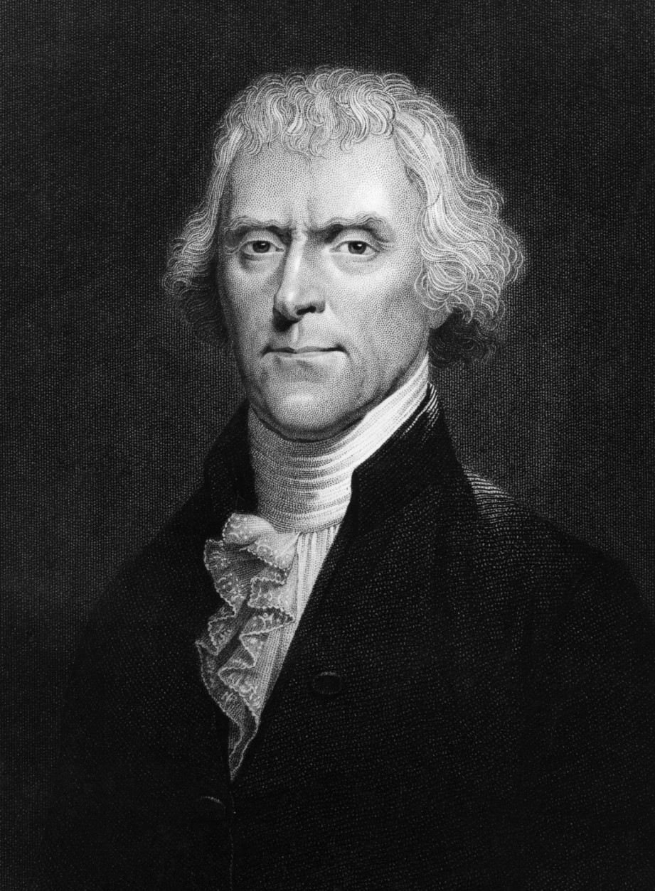 """<p><strong>Thomas &#8220;Pen Pal&#8221; Jefferson (1801—1809)</strong></p> <p>""""From sun-rise to one or two o'clock,"""" Jefferson once said, """"I am drudging at the writing table."""" He wrote almost 20,000 letters in his lifetime, and received 1,267 just in the year 1820.</p>"""