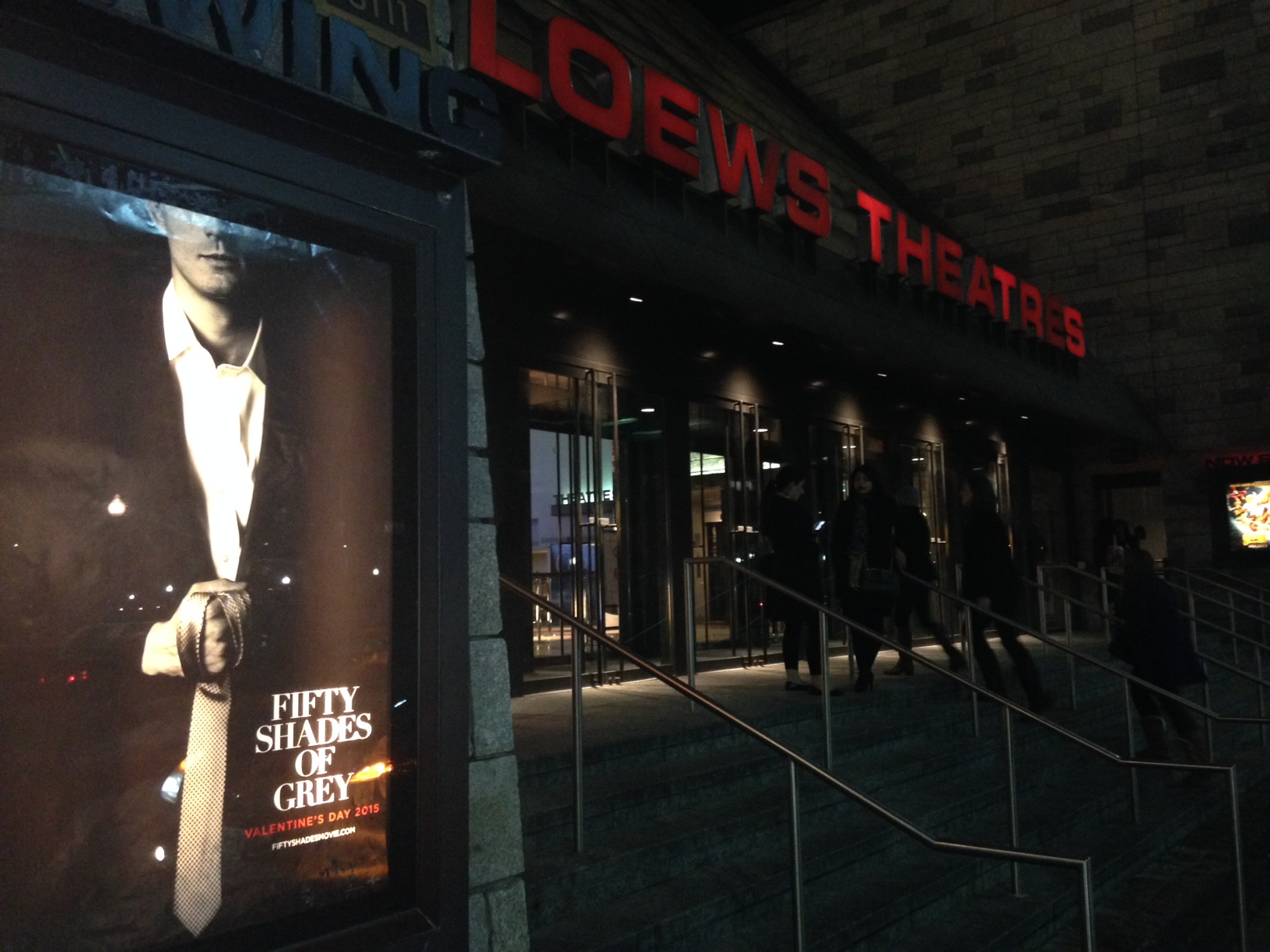 Fans mixed after '50 Shades of Grey' premiere